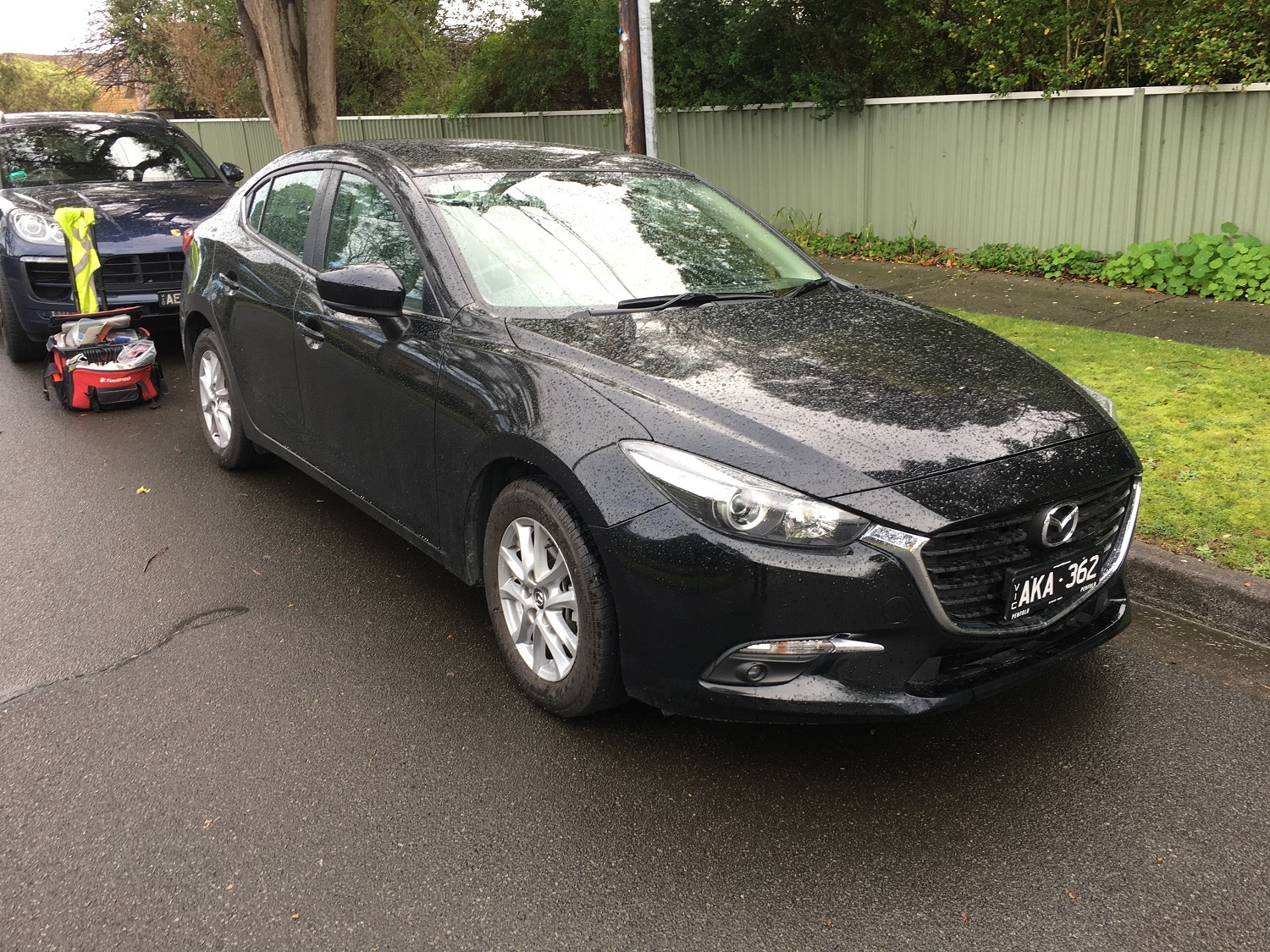 Picture of Suraj's 2016 Mazda 3