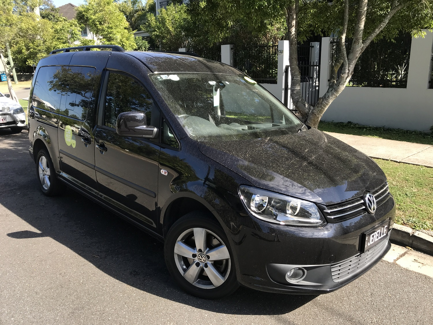 Picture of Jerry's 2014 Volkswagen Caddy Max