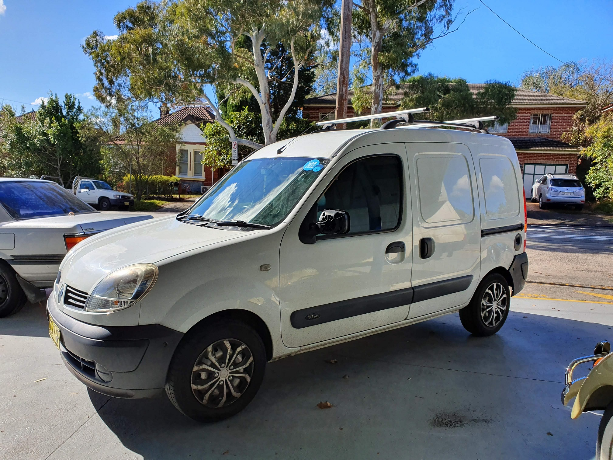 Picture of Florence's 2008 Renault Kangoo