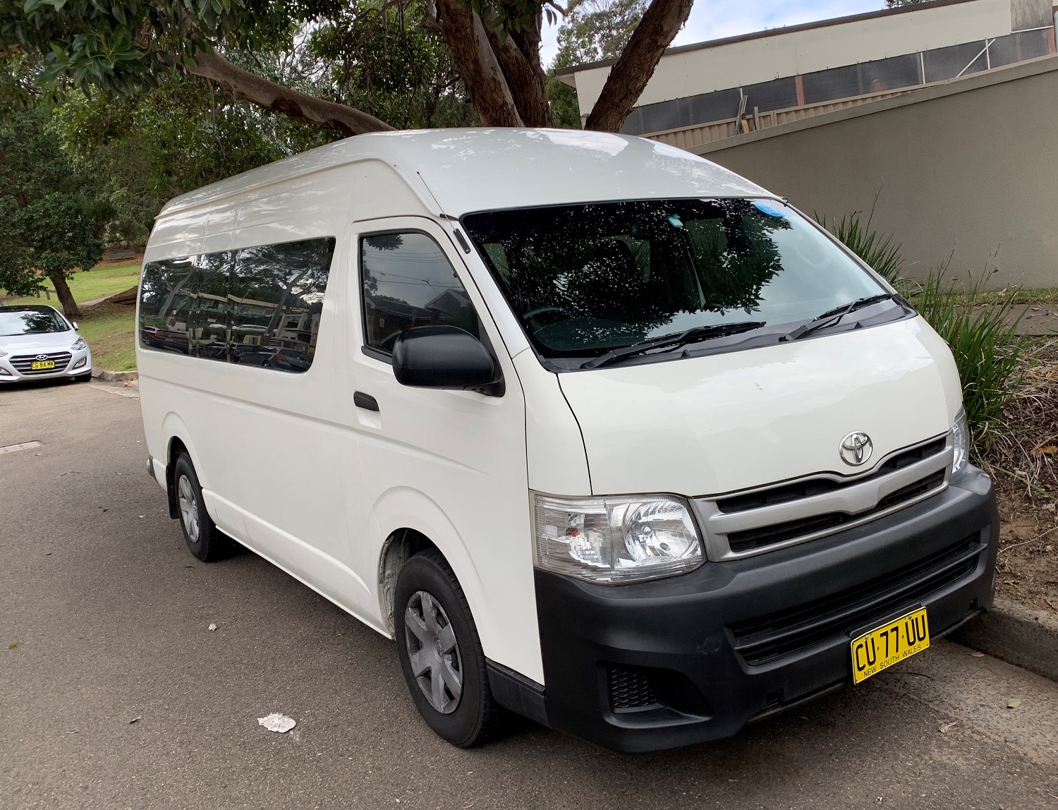 Picture of Rabii's 2011 Toyota Hiace
