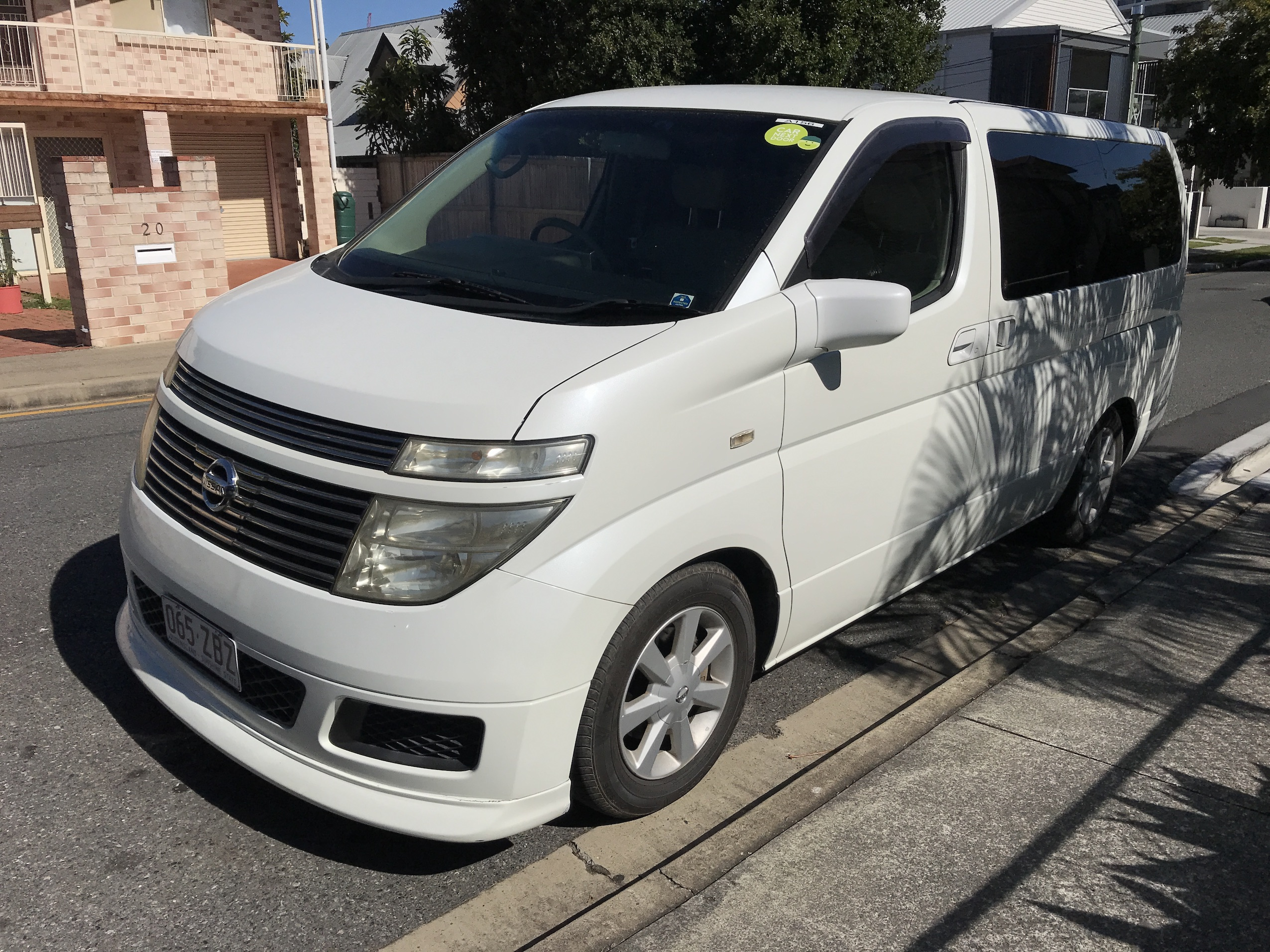 Picture of Andrew's 2018 Nissan Elgrand