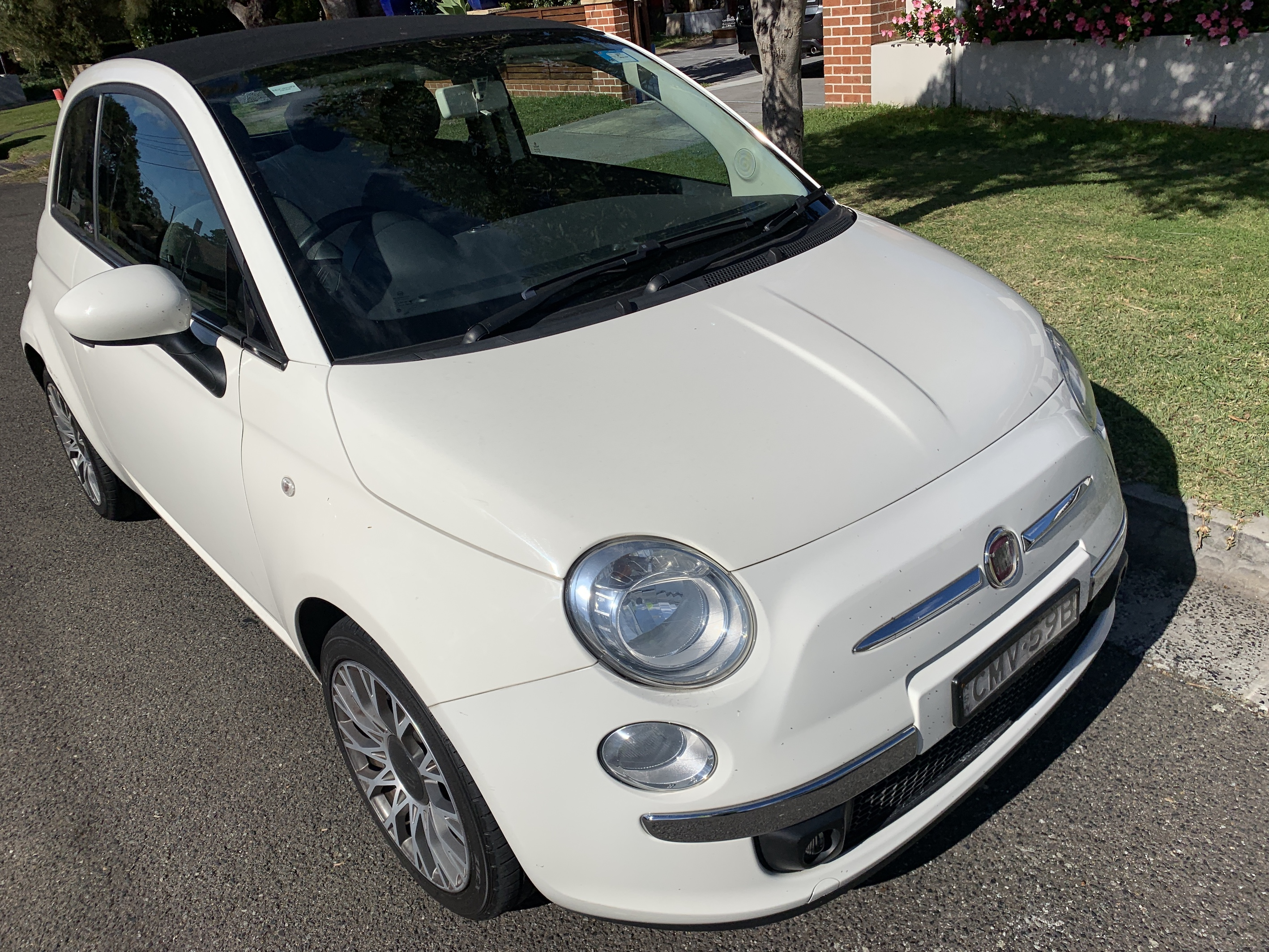 Picture of Nadine's 2013 Fiat 500