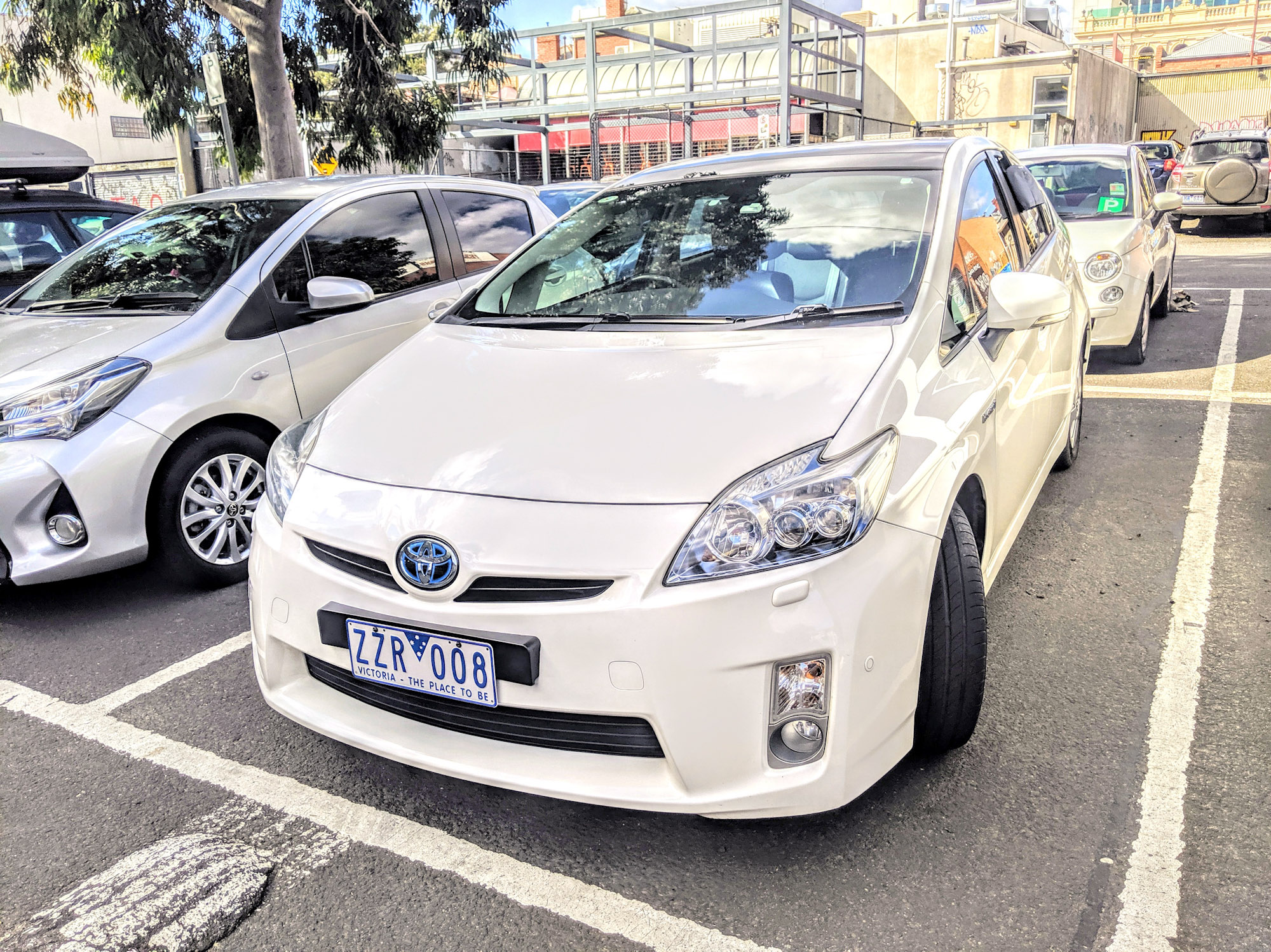 Picture of Gabriel's 2010 Toyota Prius