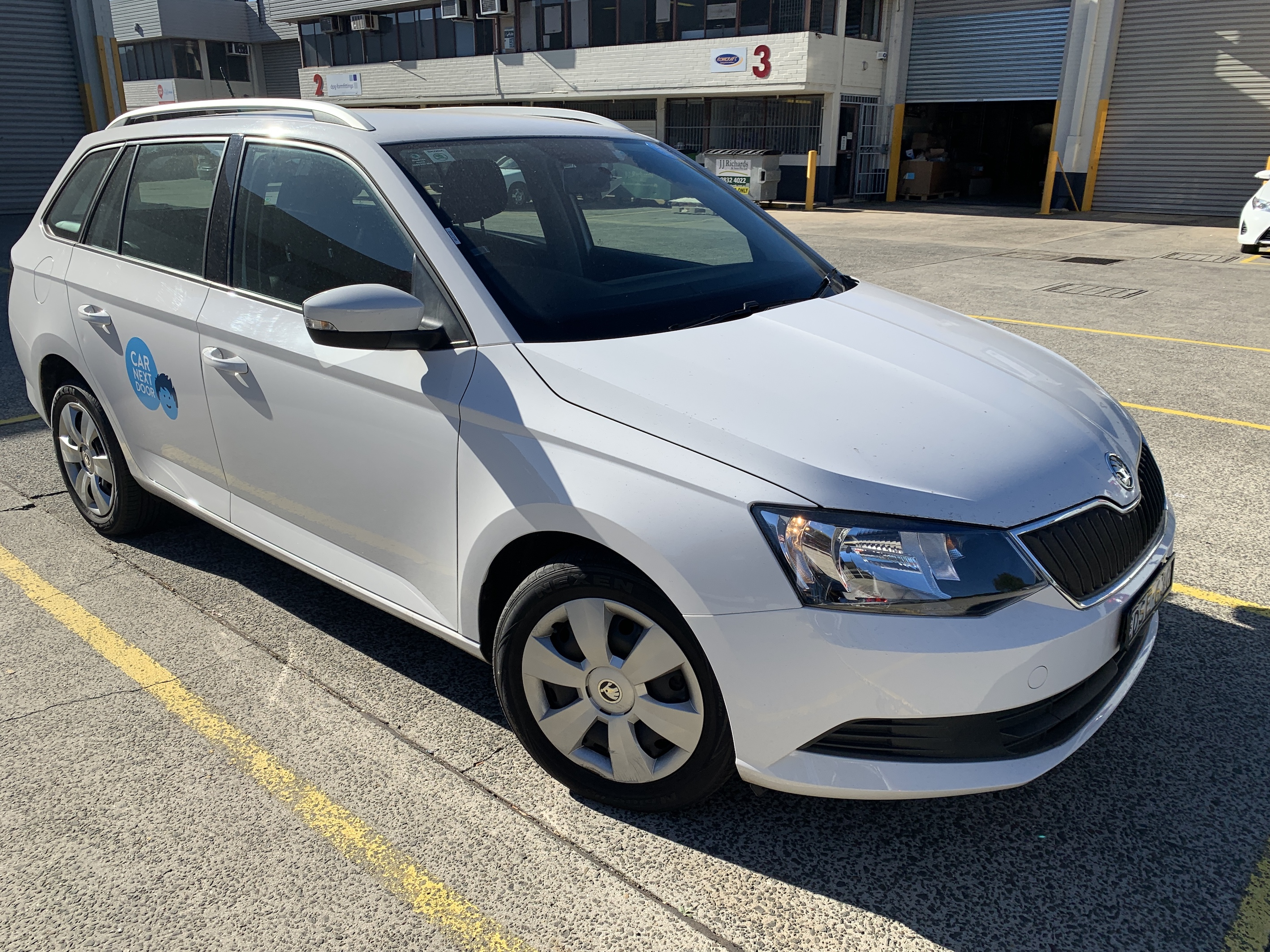 Picture of Paul's 2017 Skoda Fabia