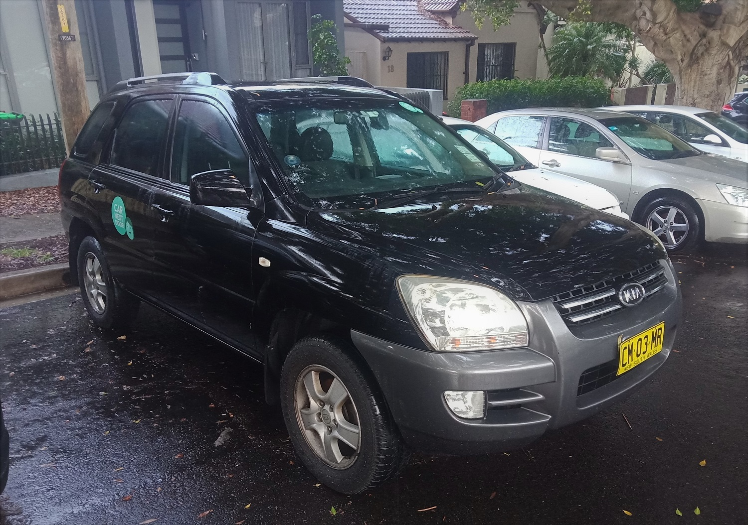 Picture of Jose Ignacio's 2008 Kia Sportage
