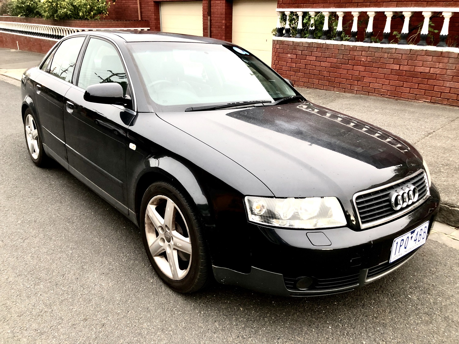 Picture of Rhett's 2002 Audi A4