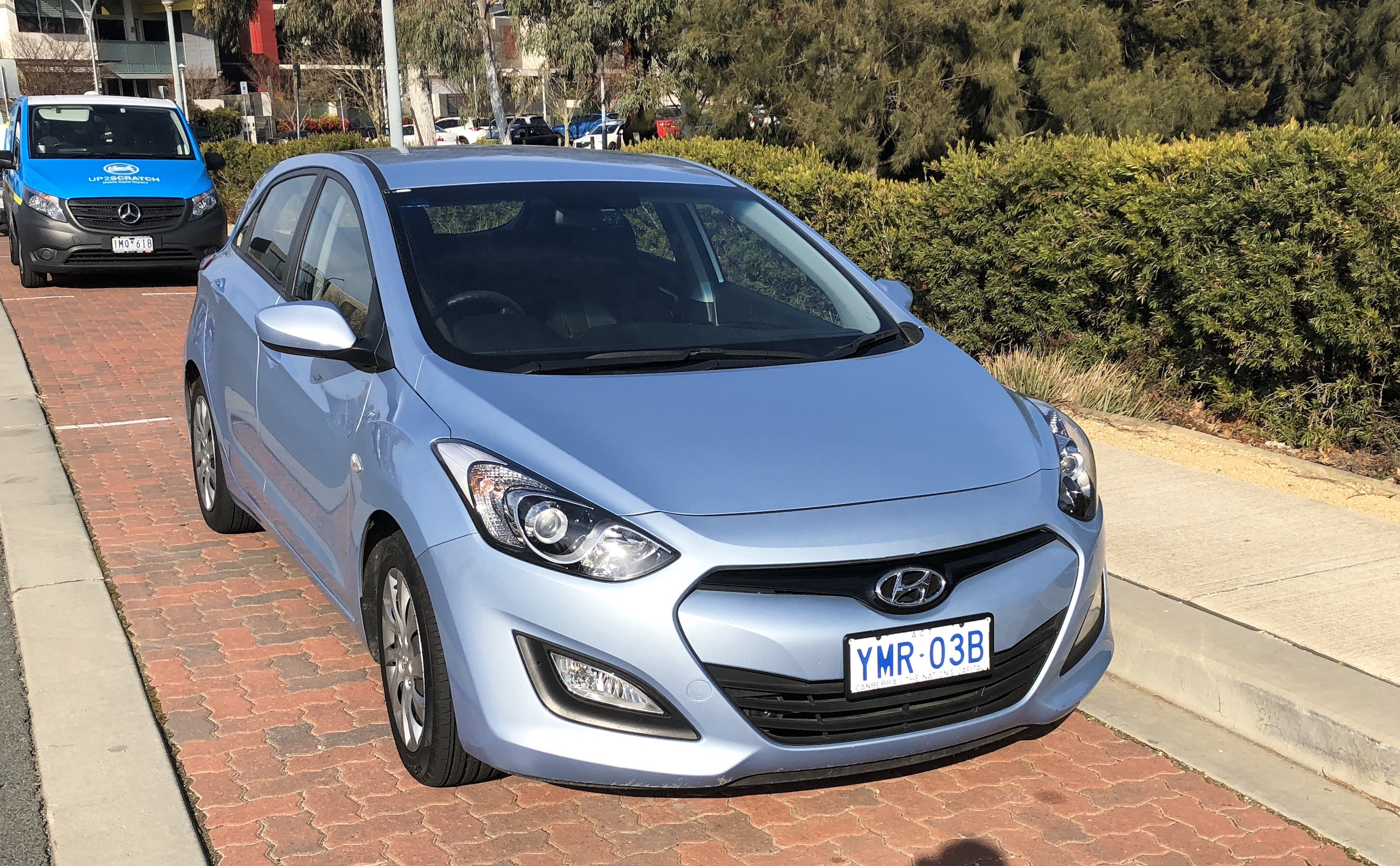 Picture of BO's 2012 Hyundai i30