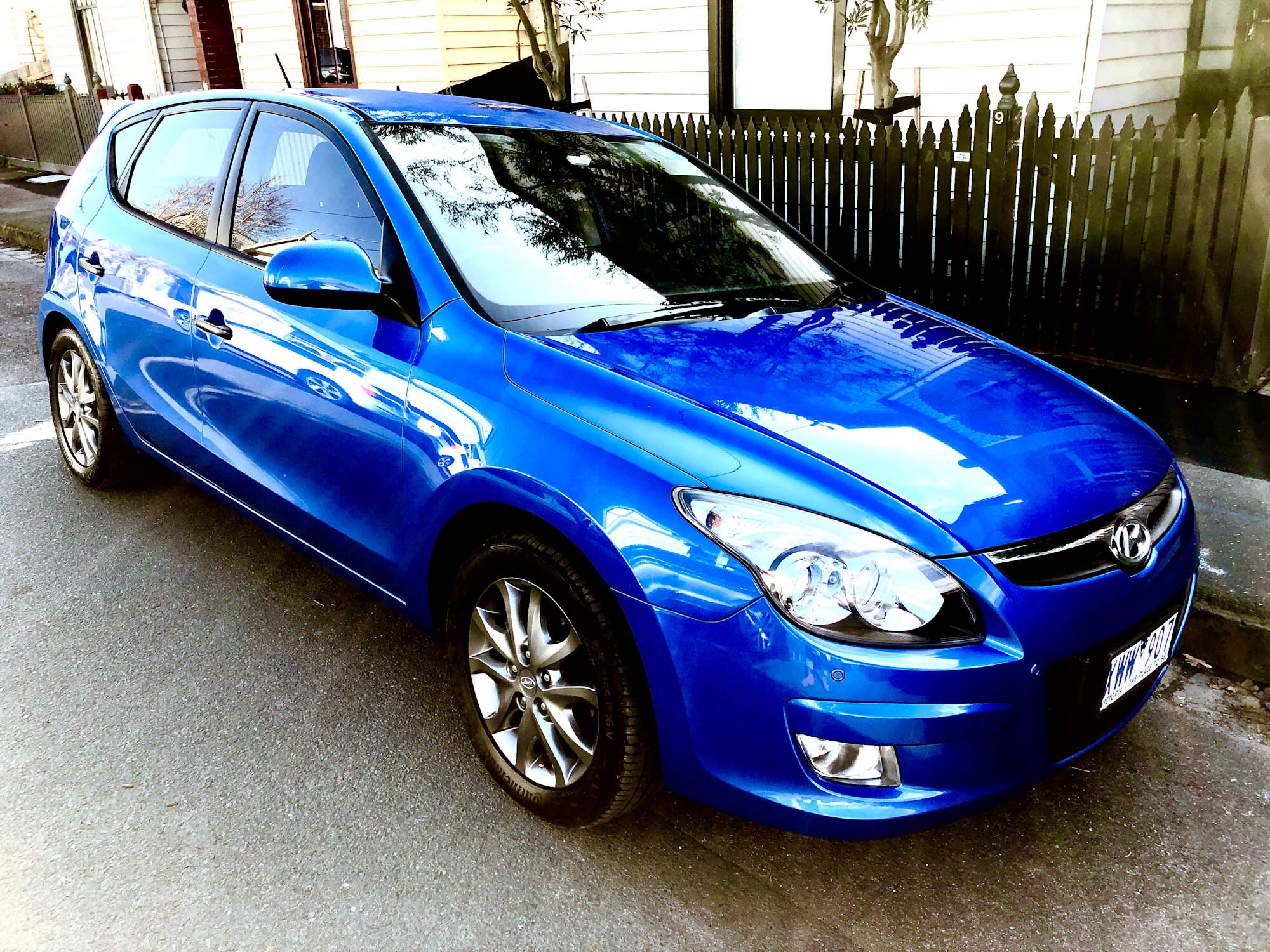 Picture of Byron's 2010 Hyundai I30