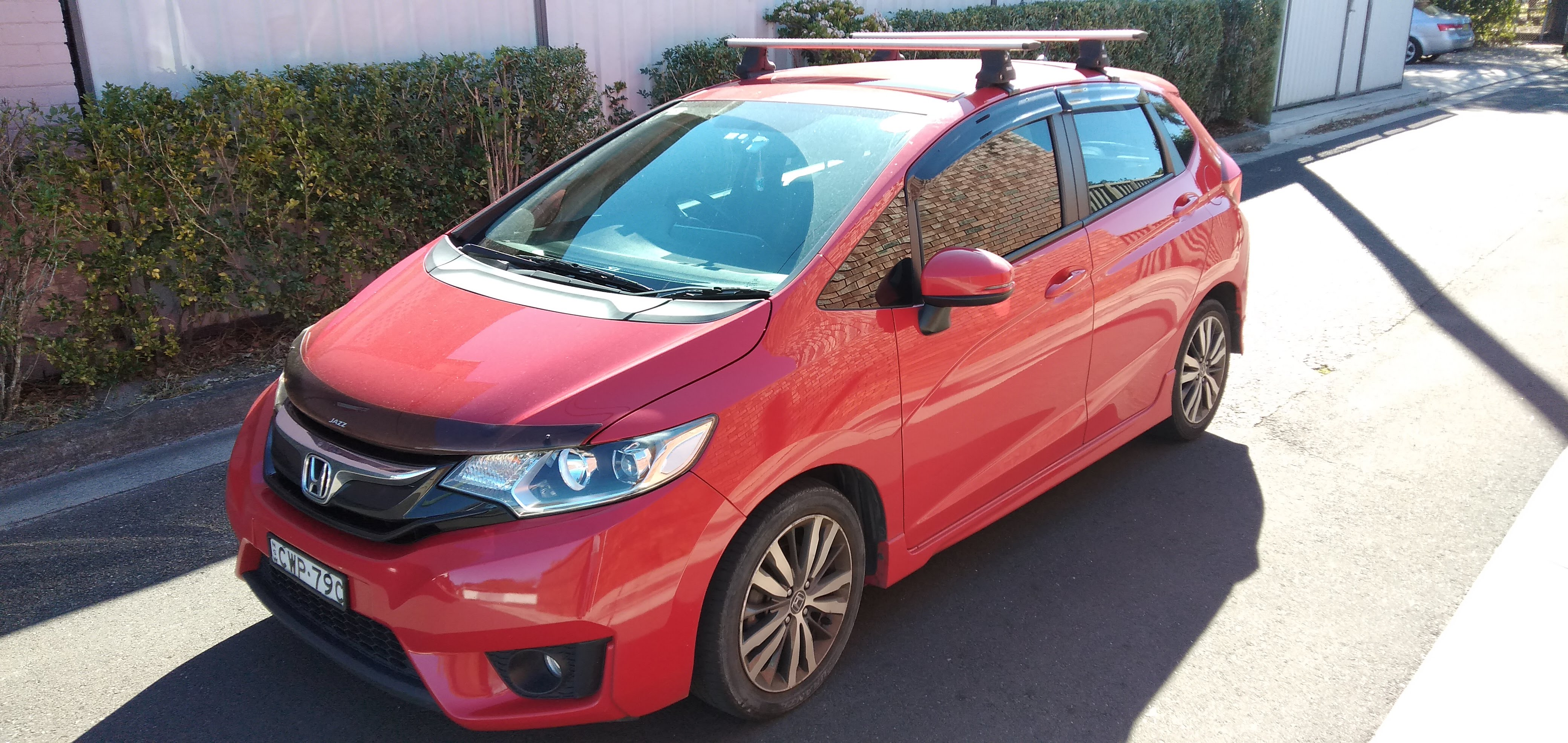 Picture of Rich's 2014 Honda Jazz