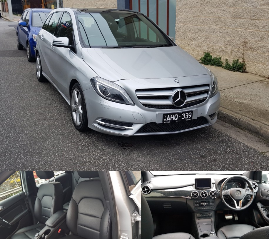 Picture of Cheng's 2013 Mercedes-Benz B200