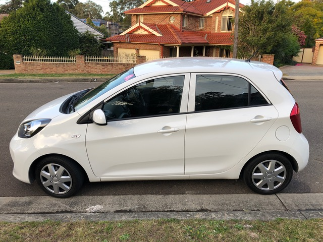 Picture of Lynda's 2016 Kia Picanto