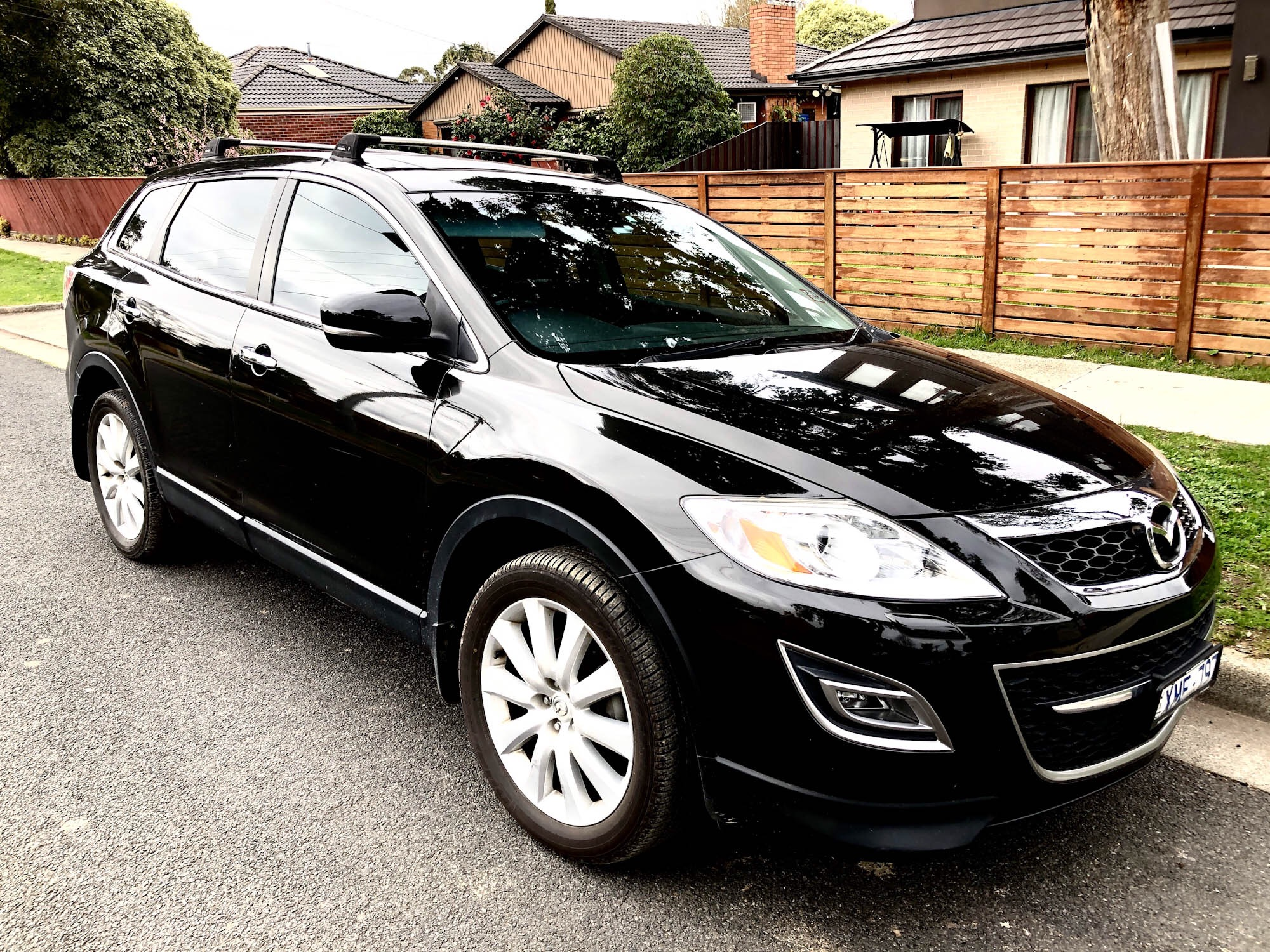 Picture of Darion's 2009 Mazda CX-9