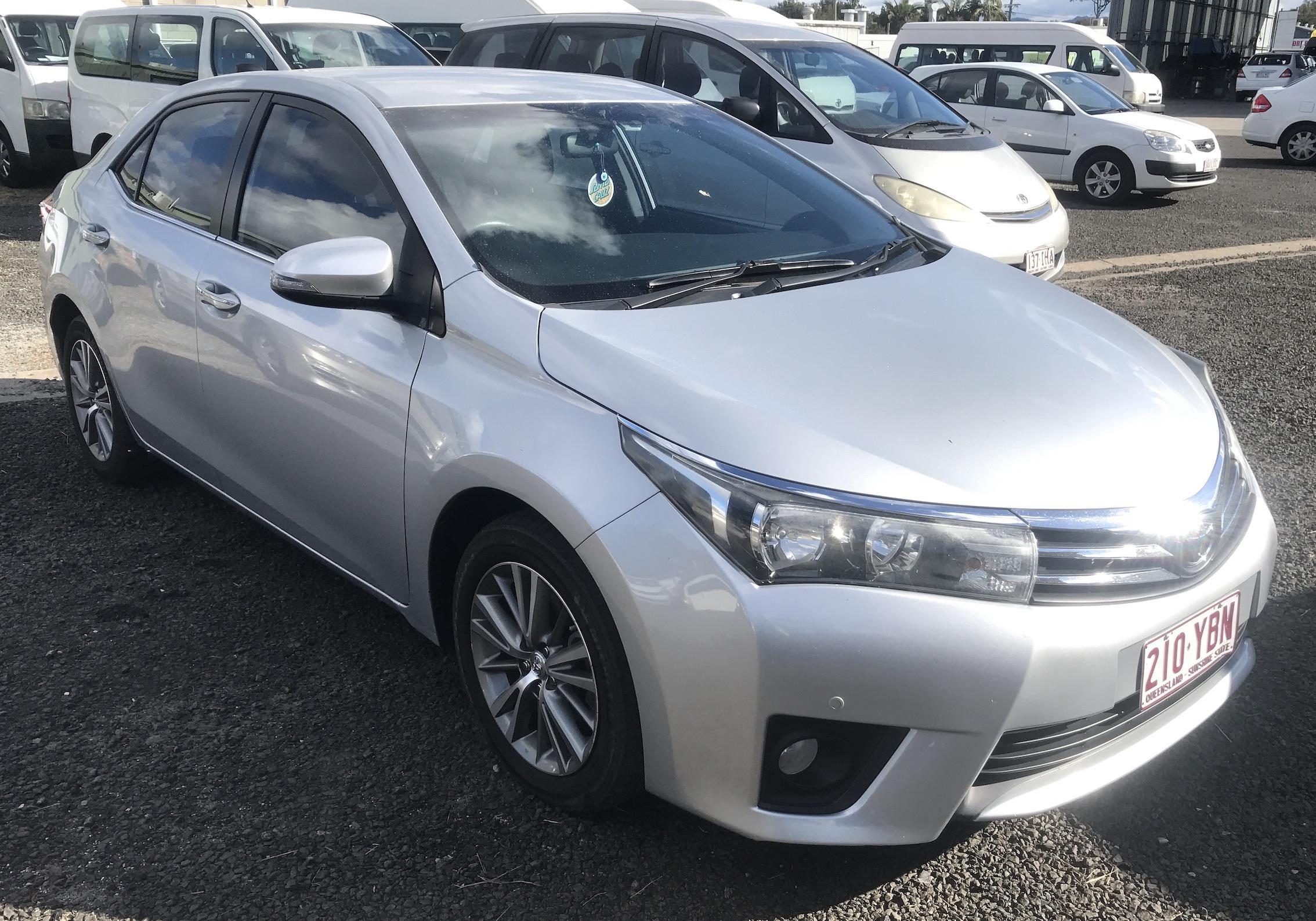 Picture of Danilo's 2014 Toyota Corolla