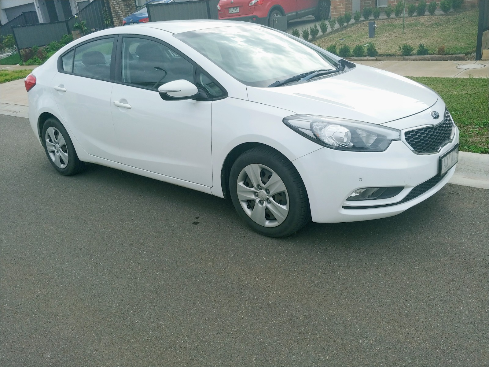Picture of Chinmay's 2013 Kia Cerato