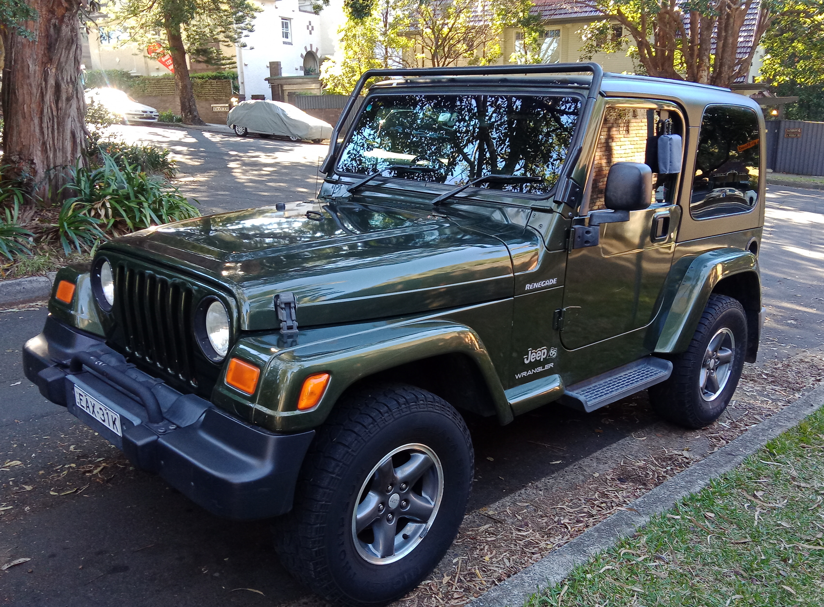 Picture of Nicolas' 2006 Jeep Wrangler