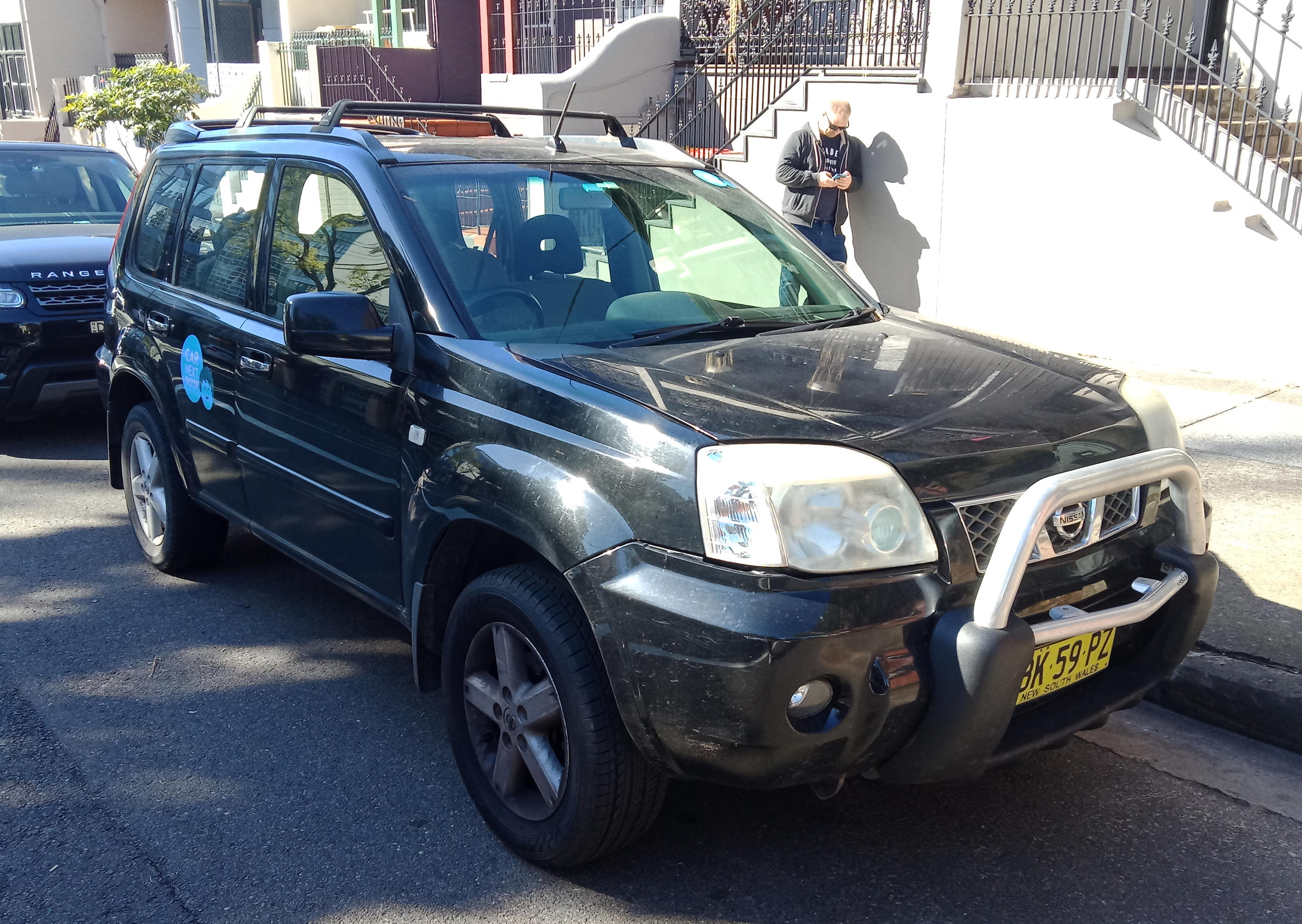 Picture of Rebecca's 2005 Nissan X-trail
