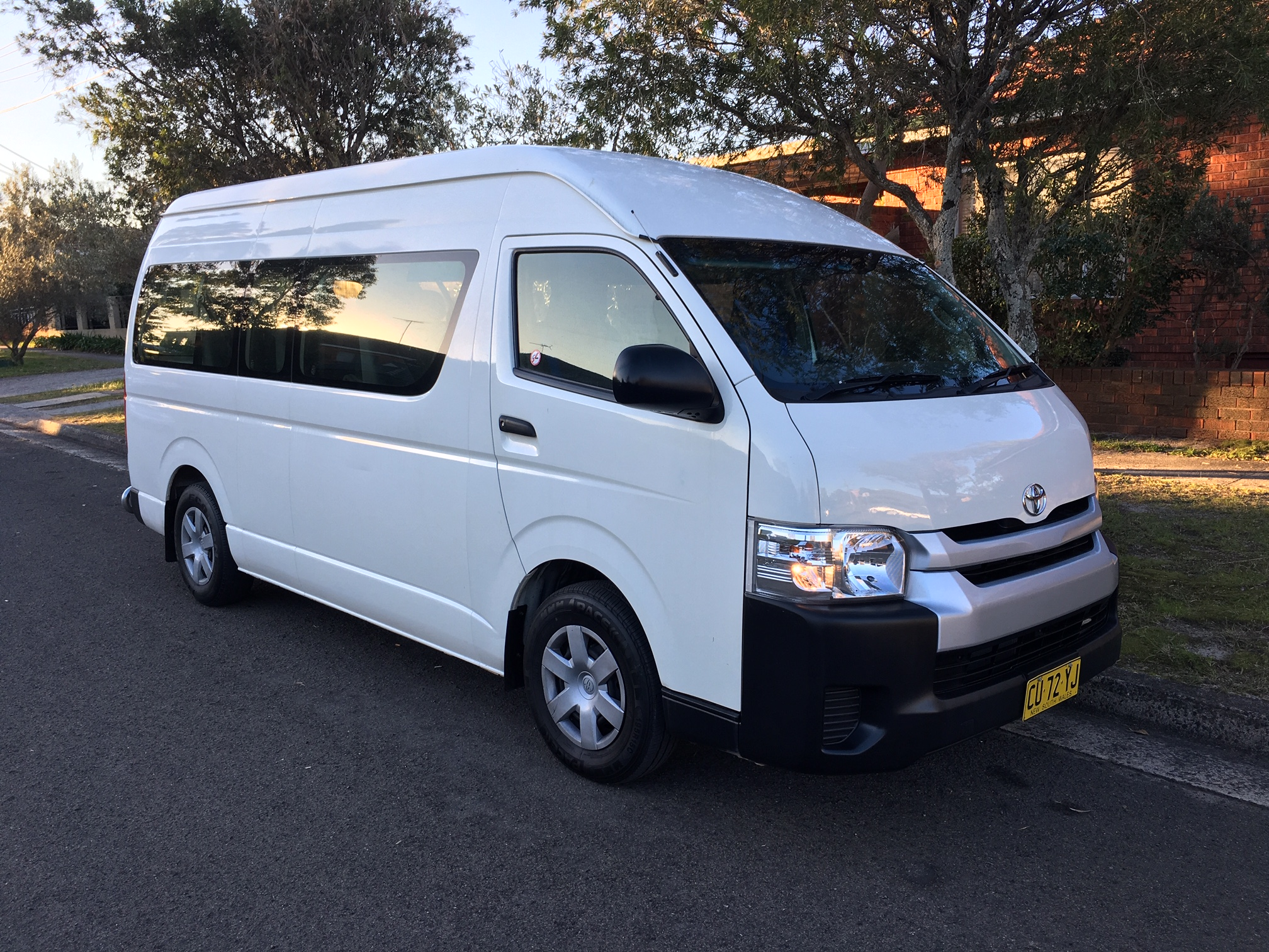 Picture of Alan's 2014 Toyota Hiace