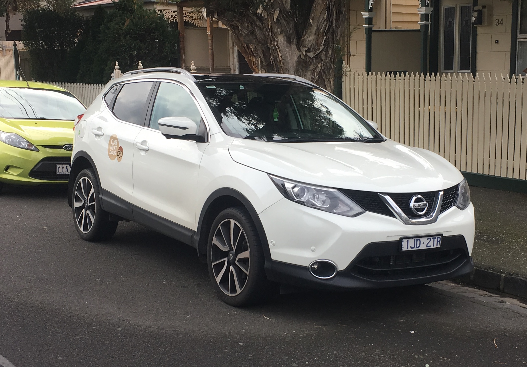 Picture of Rodwan's 2015 Nissan Qashqai