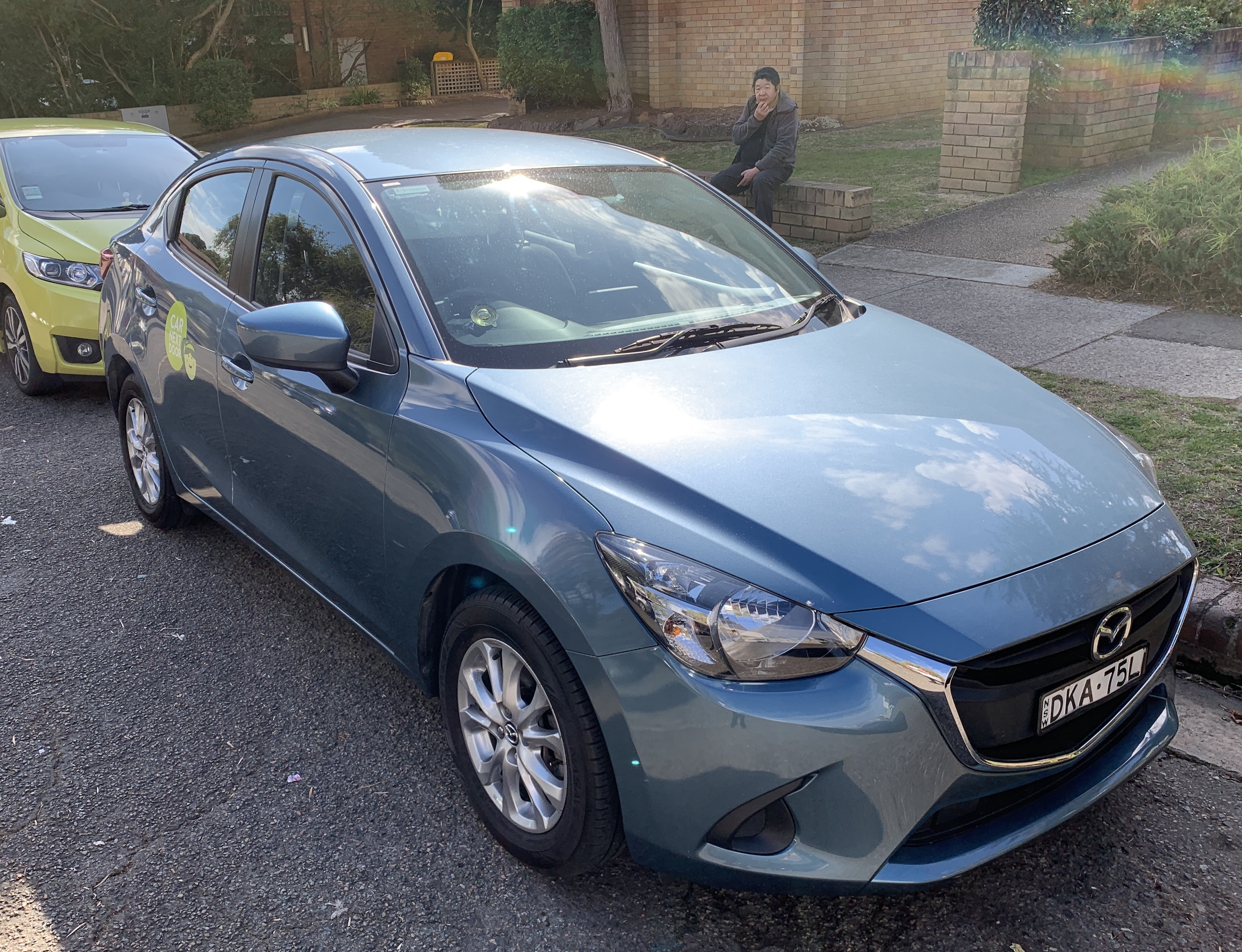 Picture of Xiaojue's 2016 Mazda 2