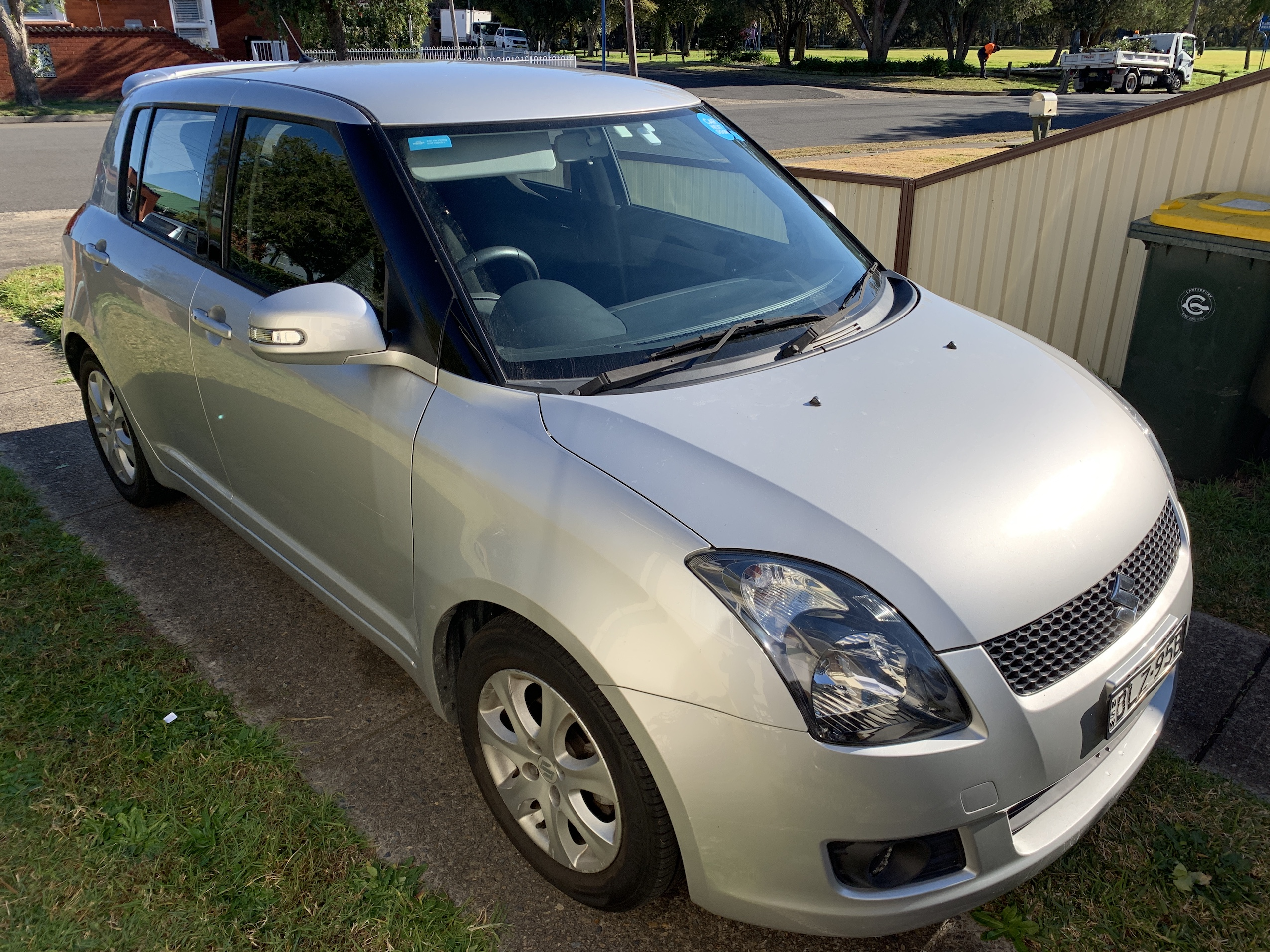 Picture of Monique's 2010 Suzuki Swift