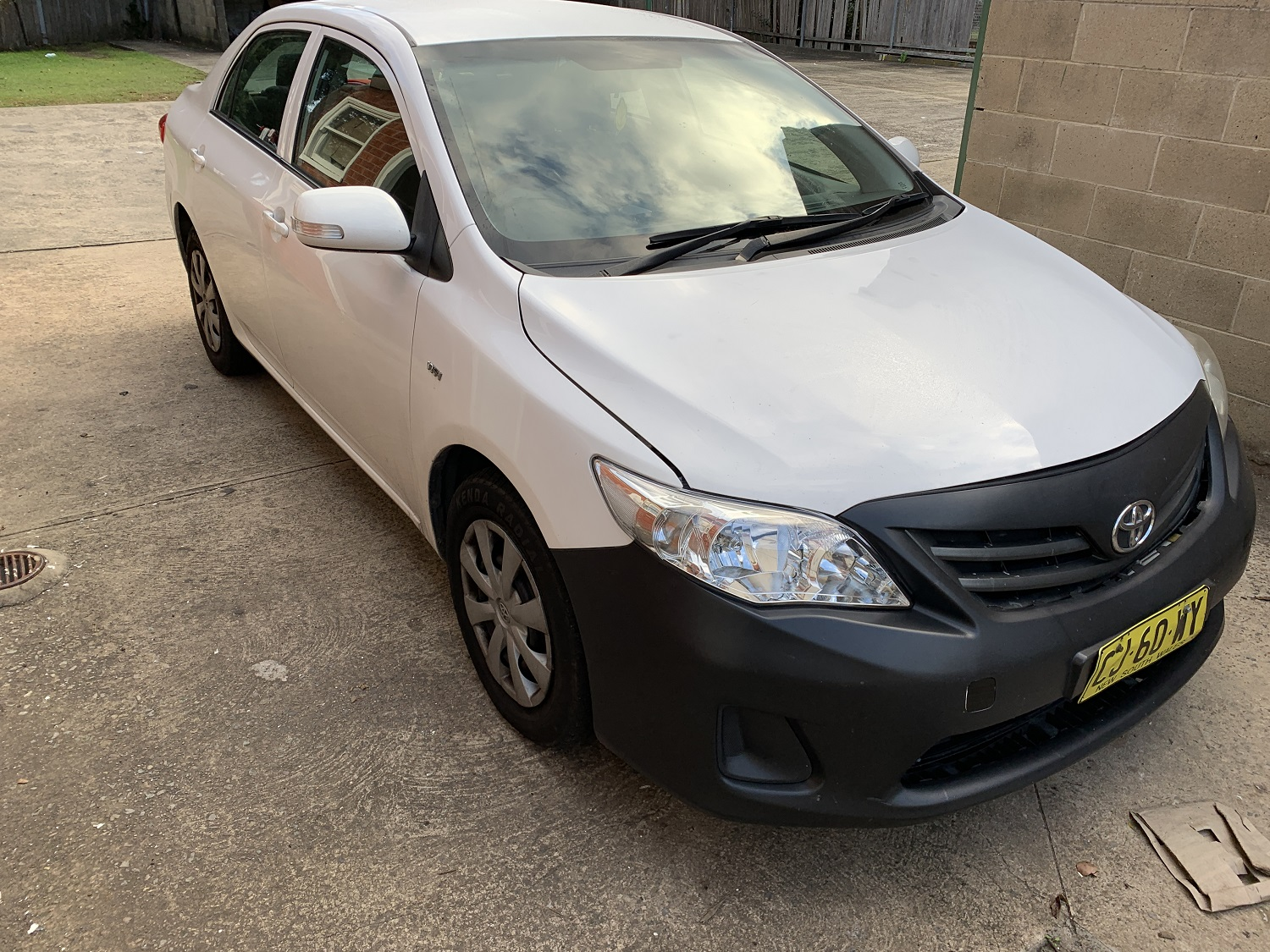 Picture of Muhammad's 2010 Toyota Corolla