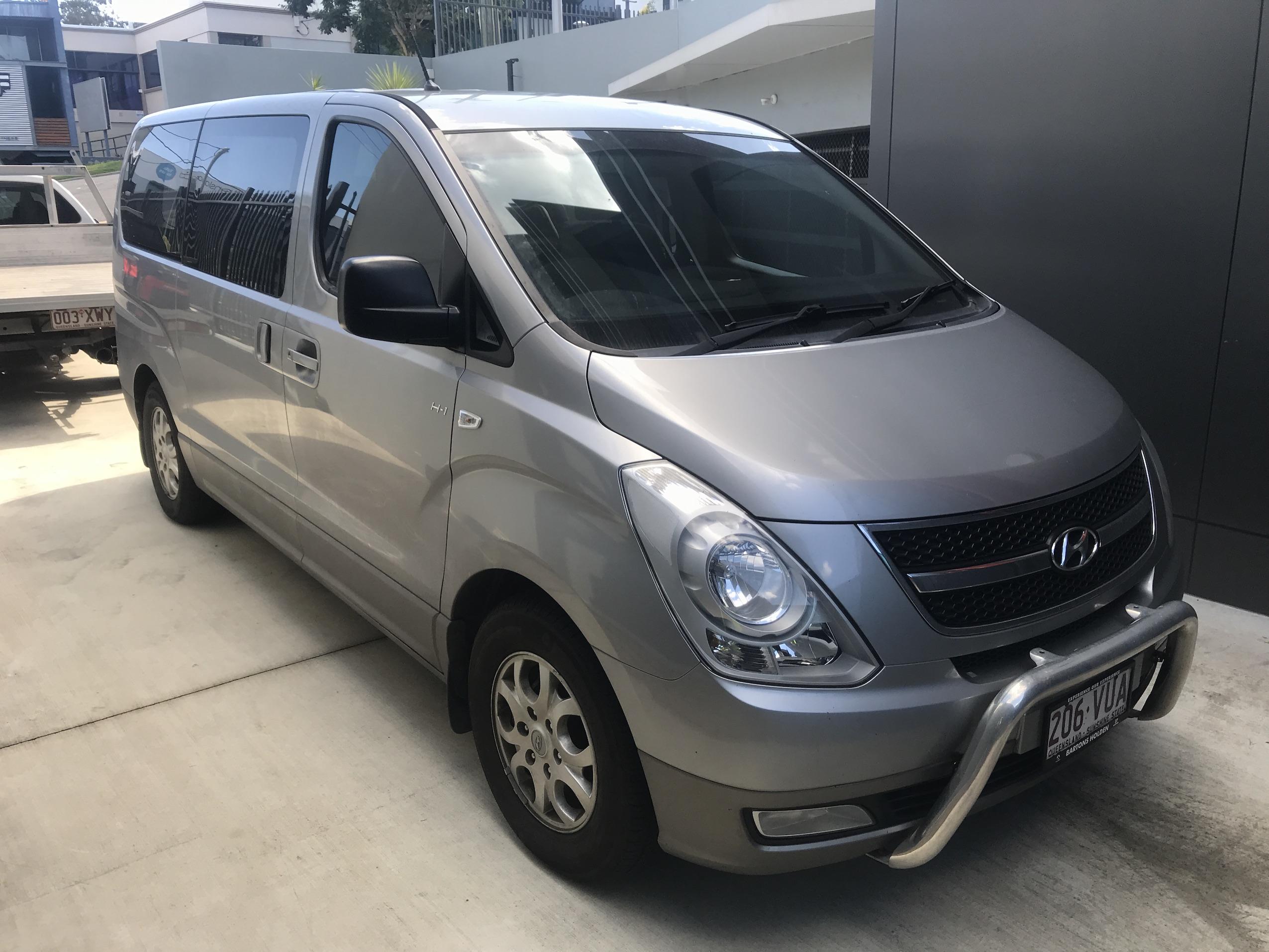 Picture of Yehirson's 2015 Hyundai iMax