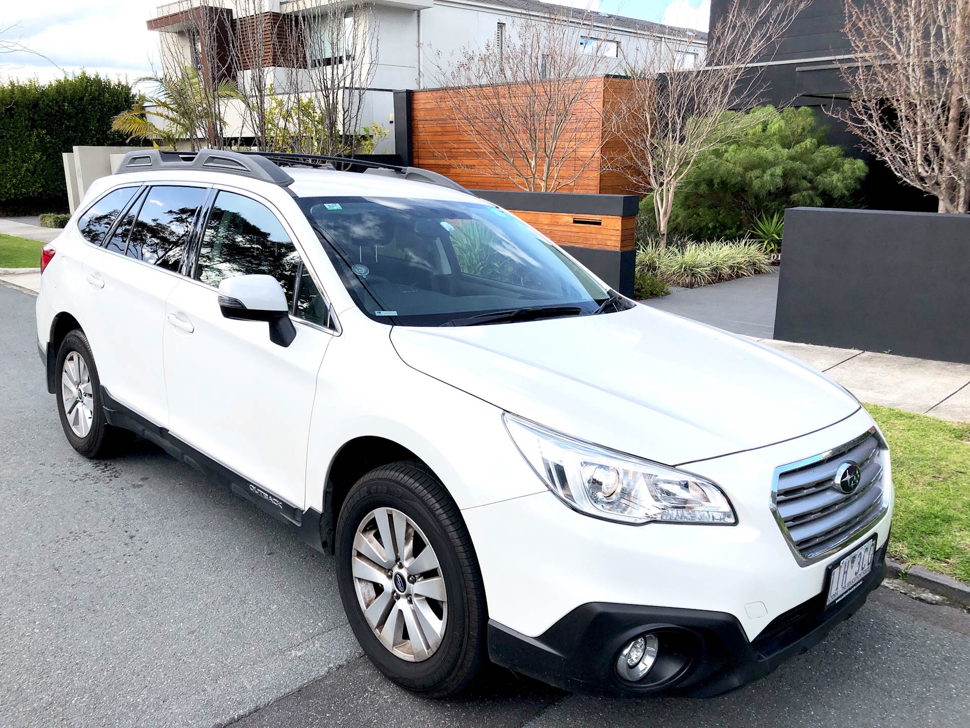Picture of Guillaume's 2016 Subaru Outback