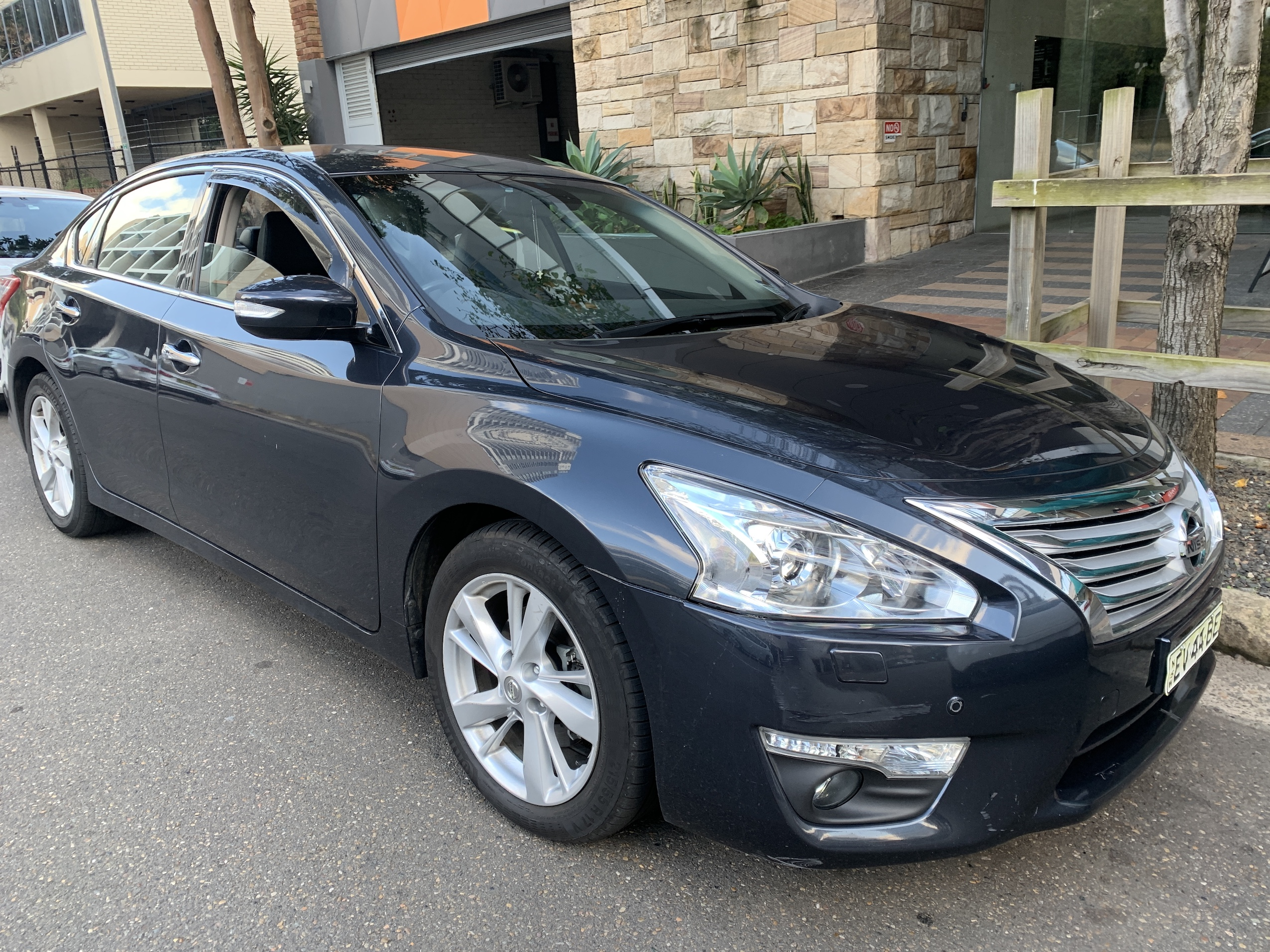Picture of Yvonne's 2015 Nissan Altima
