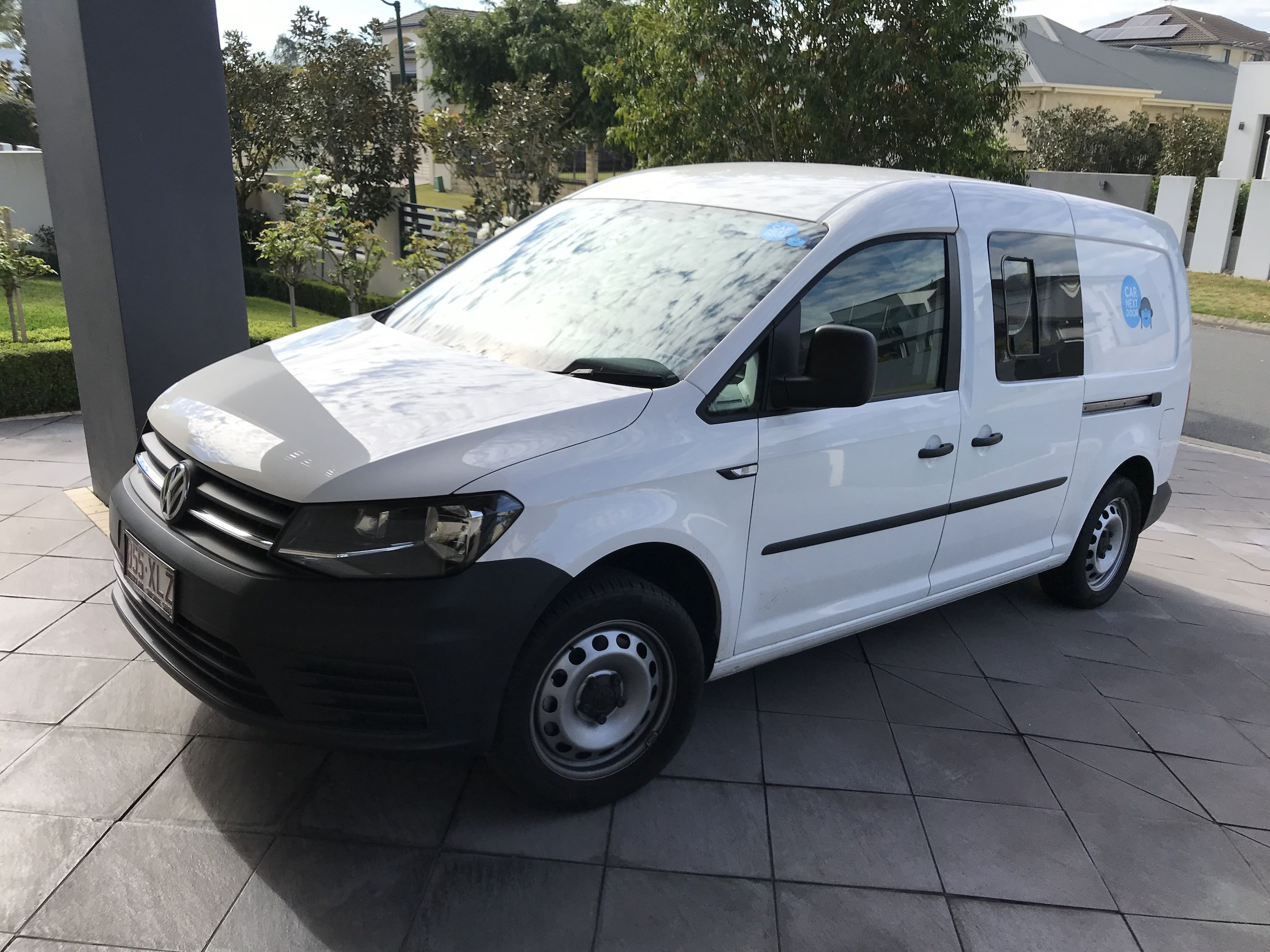 Picture of Scott's 2015 Volkswagen Caddy