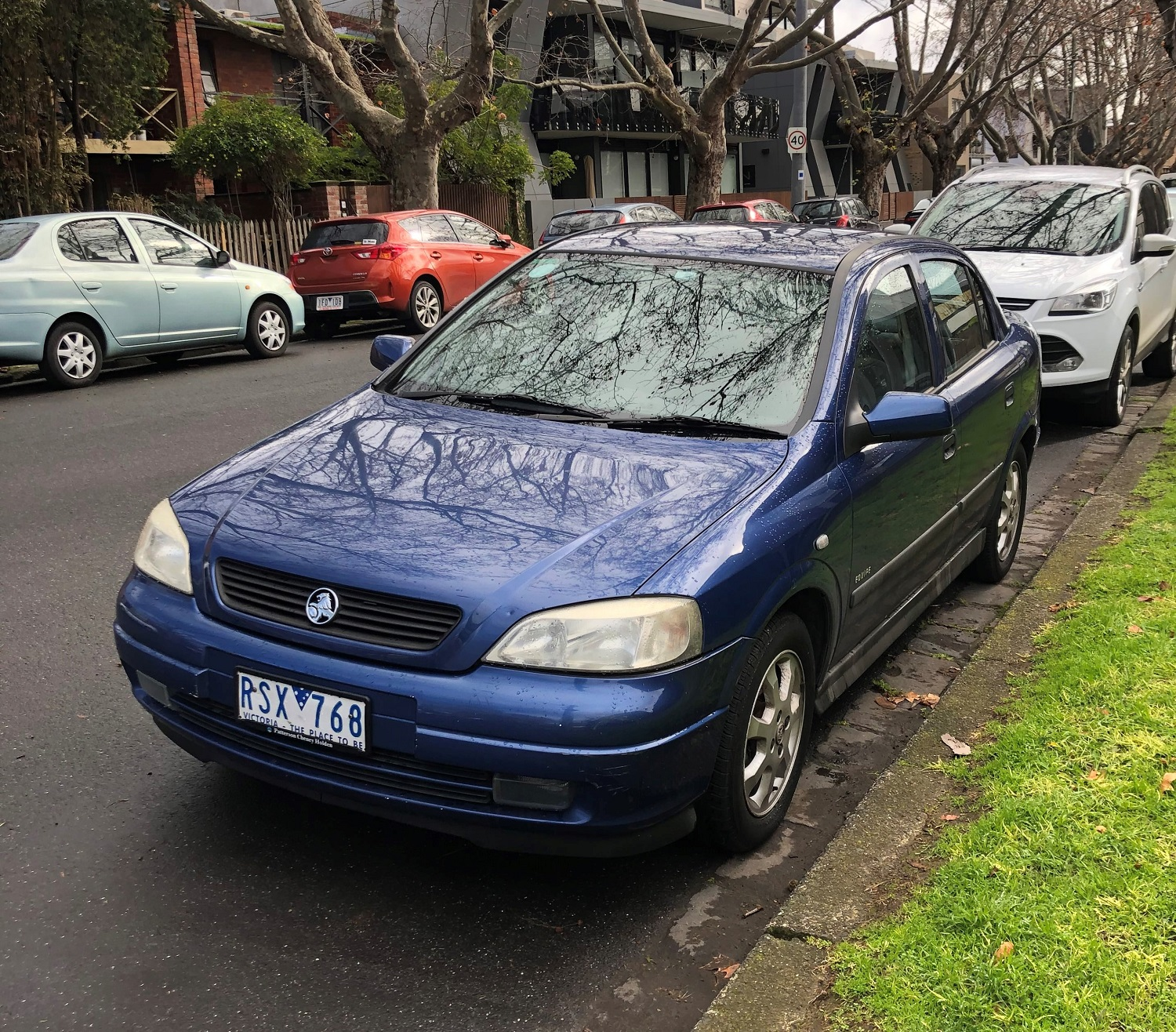 Picture of Juan's 2002 Holden Astra