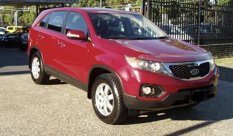 Picture of Sherwin's 2010 Kia Sorento