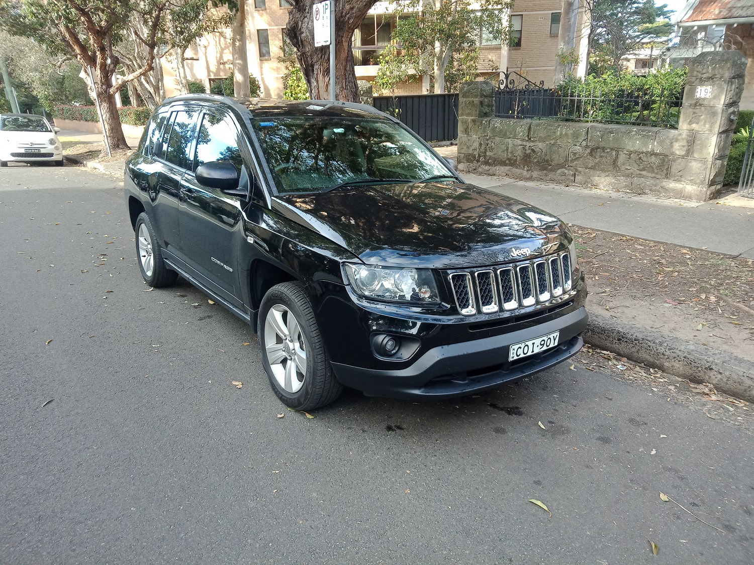 Picture of Matthew's 2013 Jeep Compass