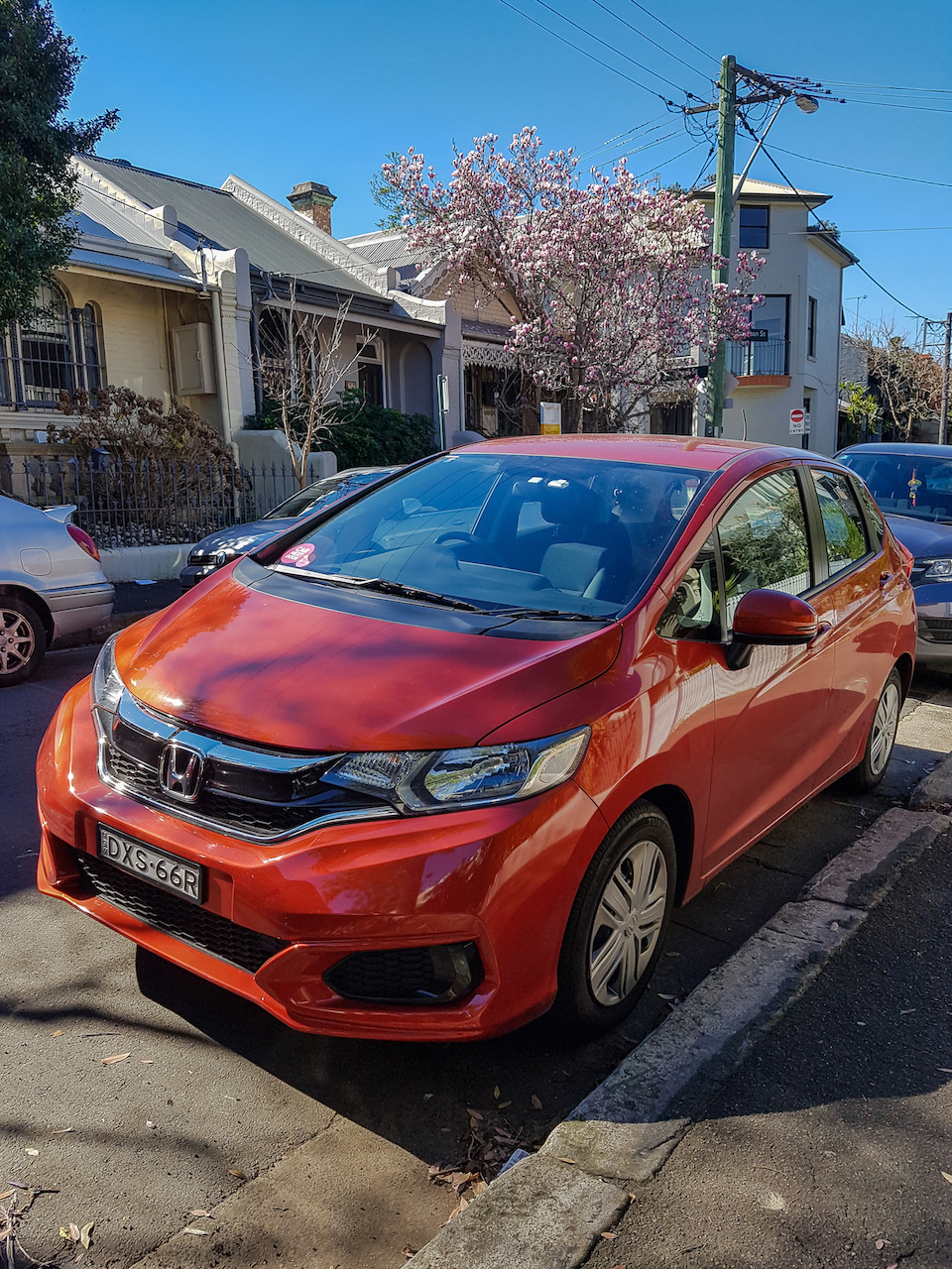 Picture of Luke's 2018 Honda Jazz