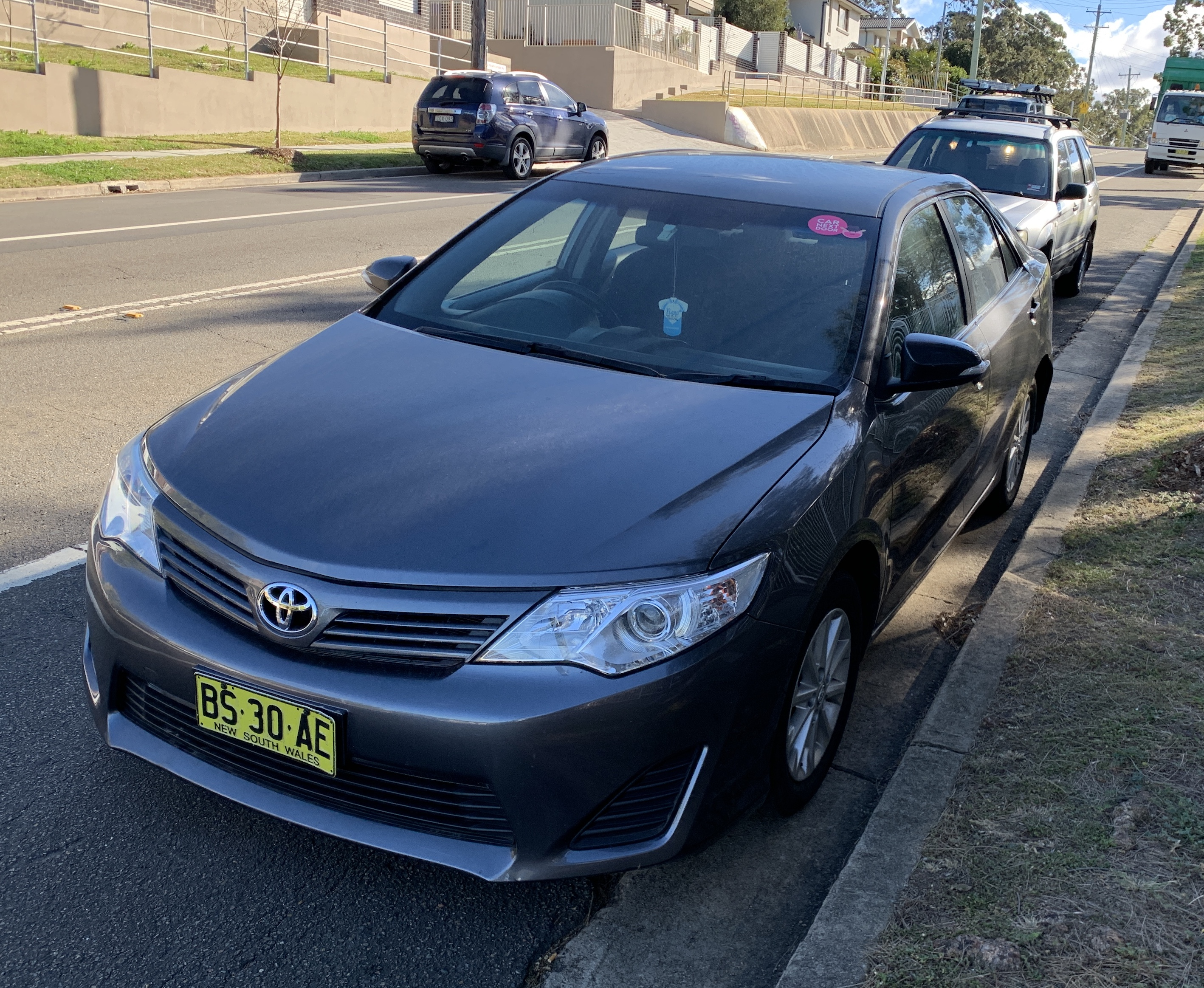Picture of Nandagopan's 2012 Toyota Camry