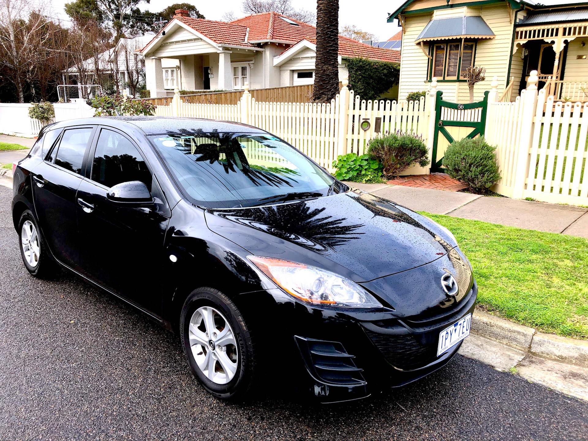 Picture of Sam's 2010 Mazda 3