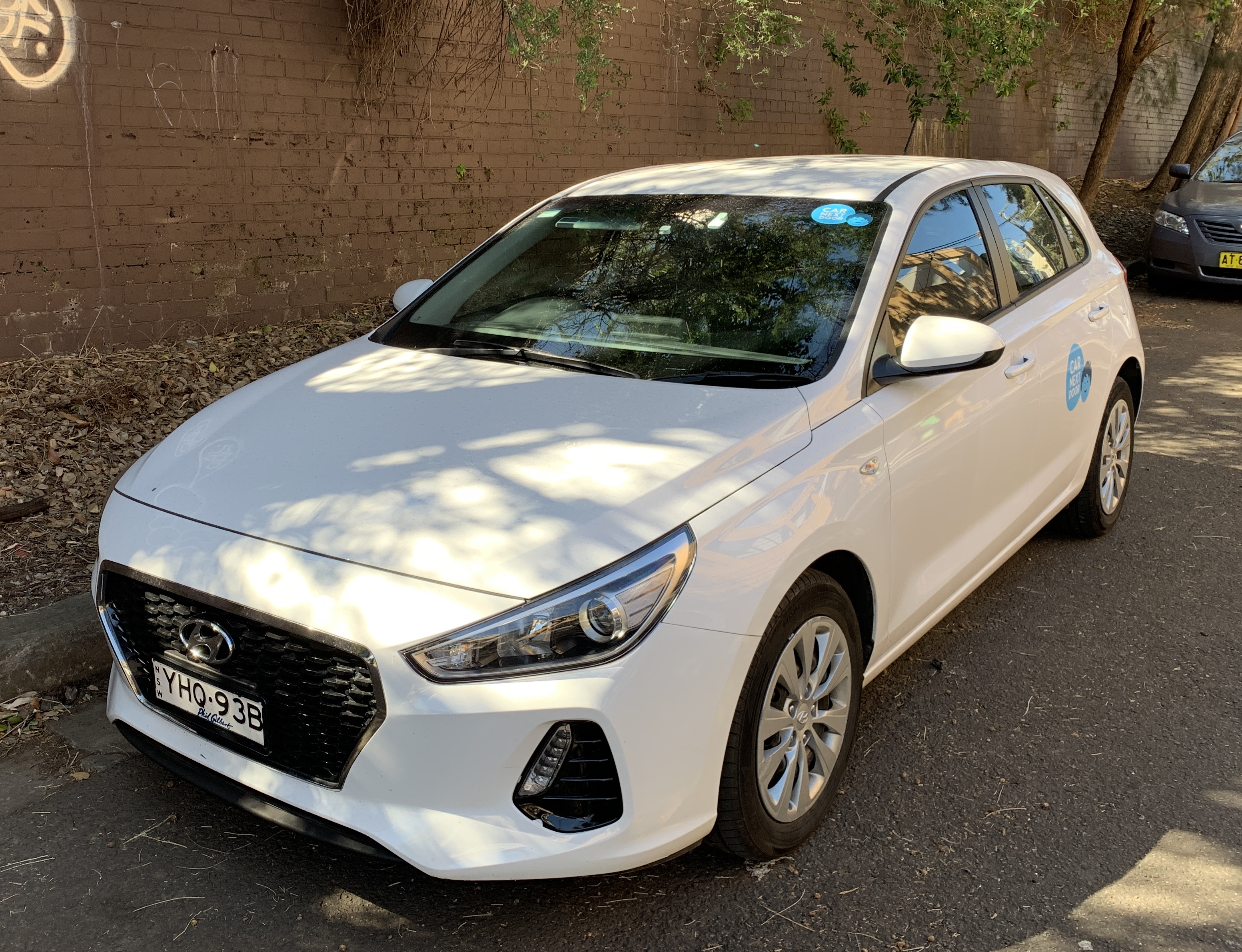 Picture of Meredith's 2018 Hyundai i30