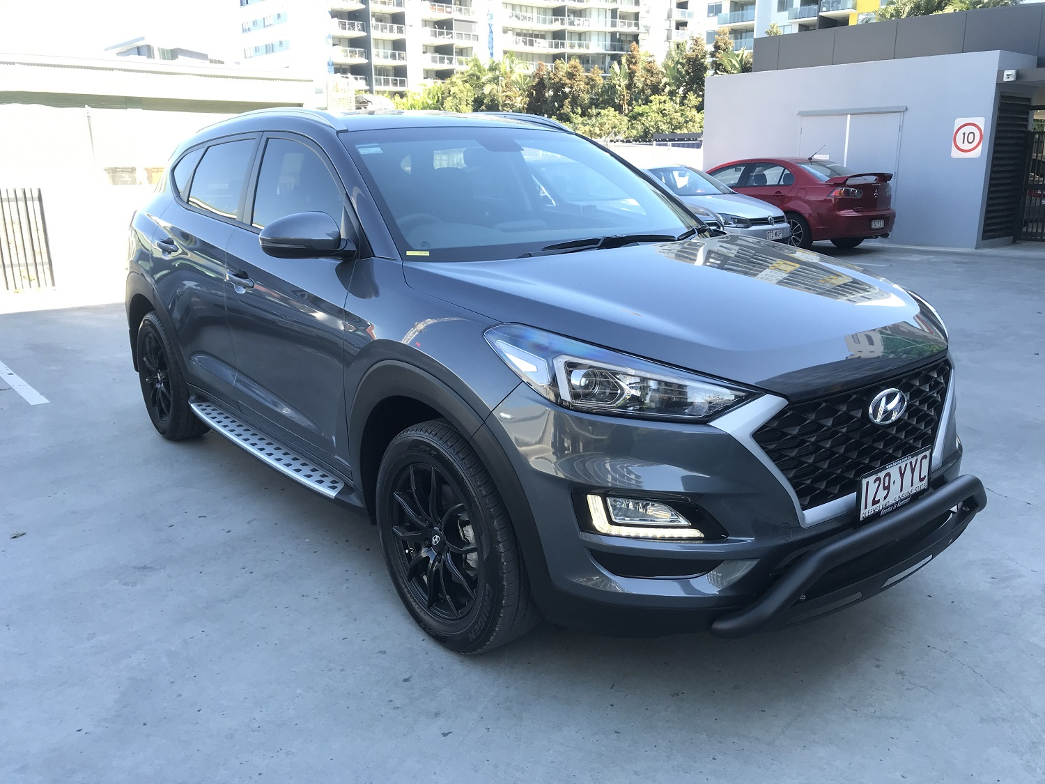 Picture of Jeff's 2018 Hyundai Tuscon