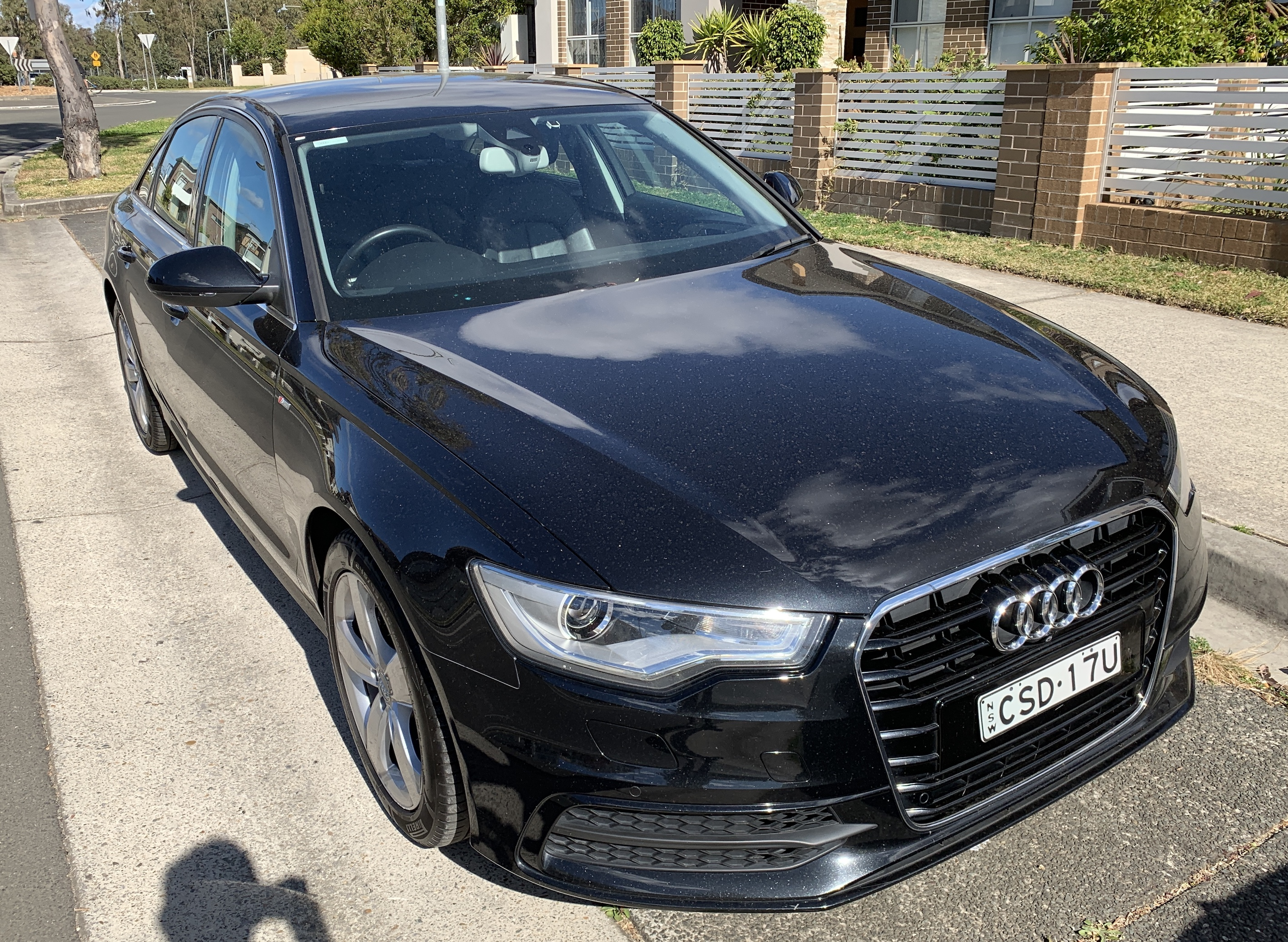 Picture of Thushyanthan's 2014 Audi A6