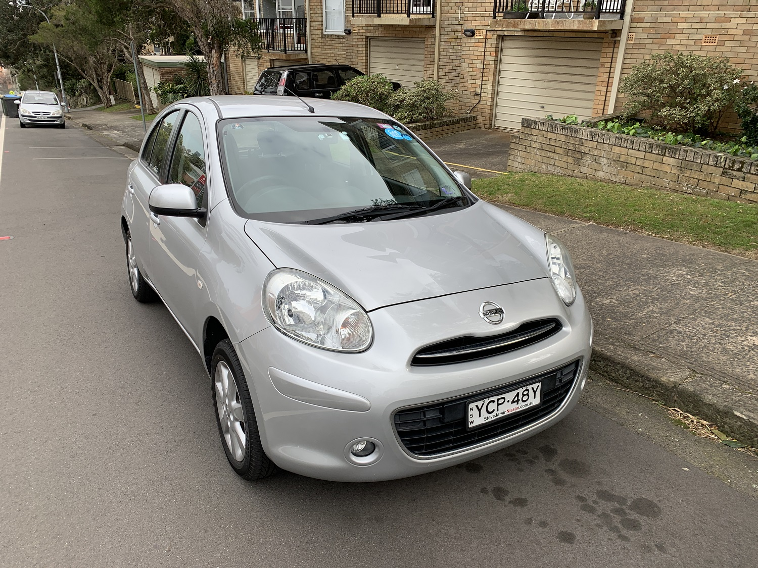 Picture of Amanda Jayne's 2013 Nissan Micra