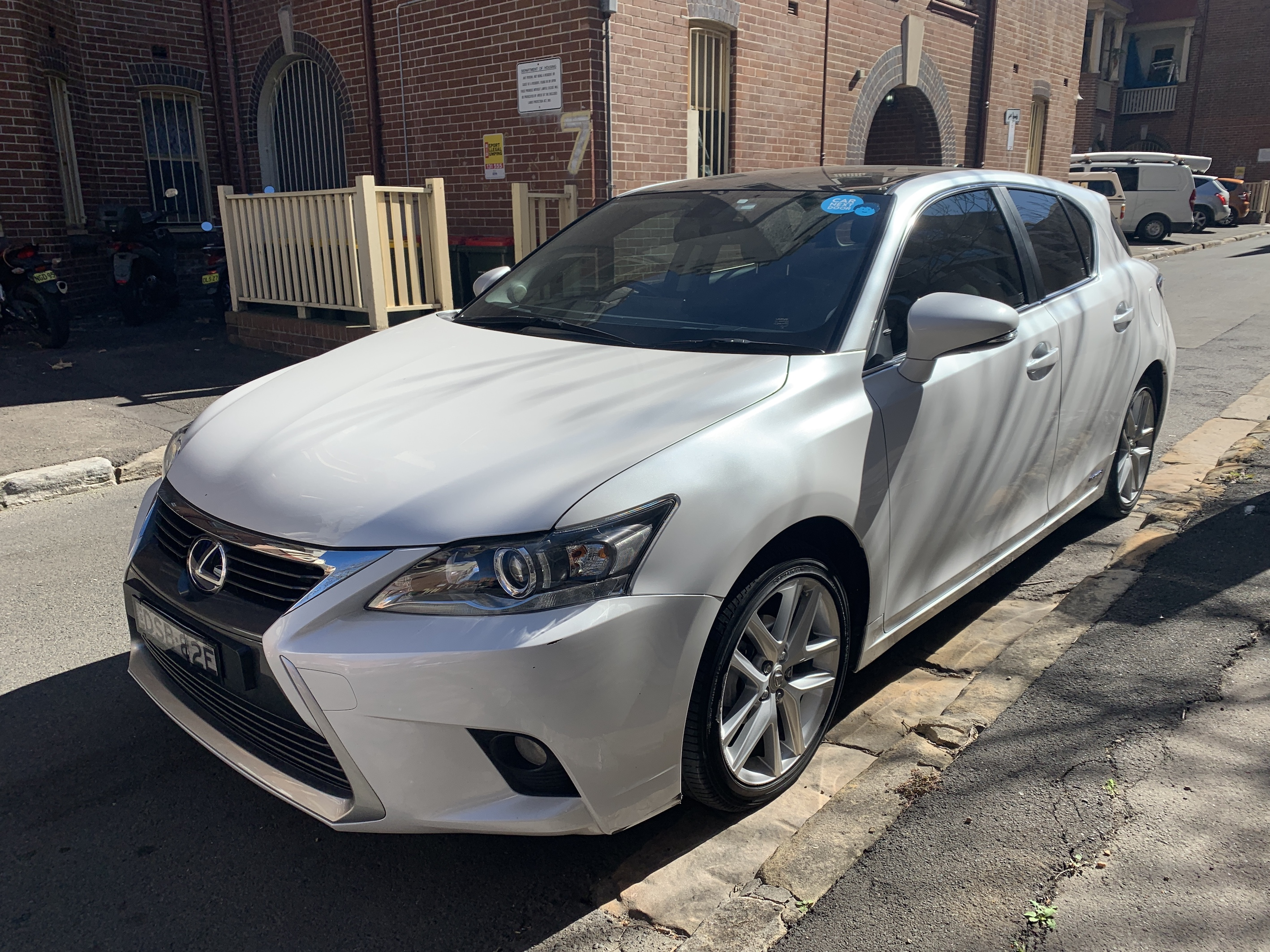 Picture of Dean's 2017 Lexus CT200H