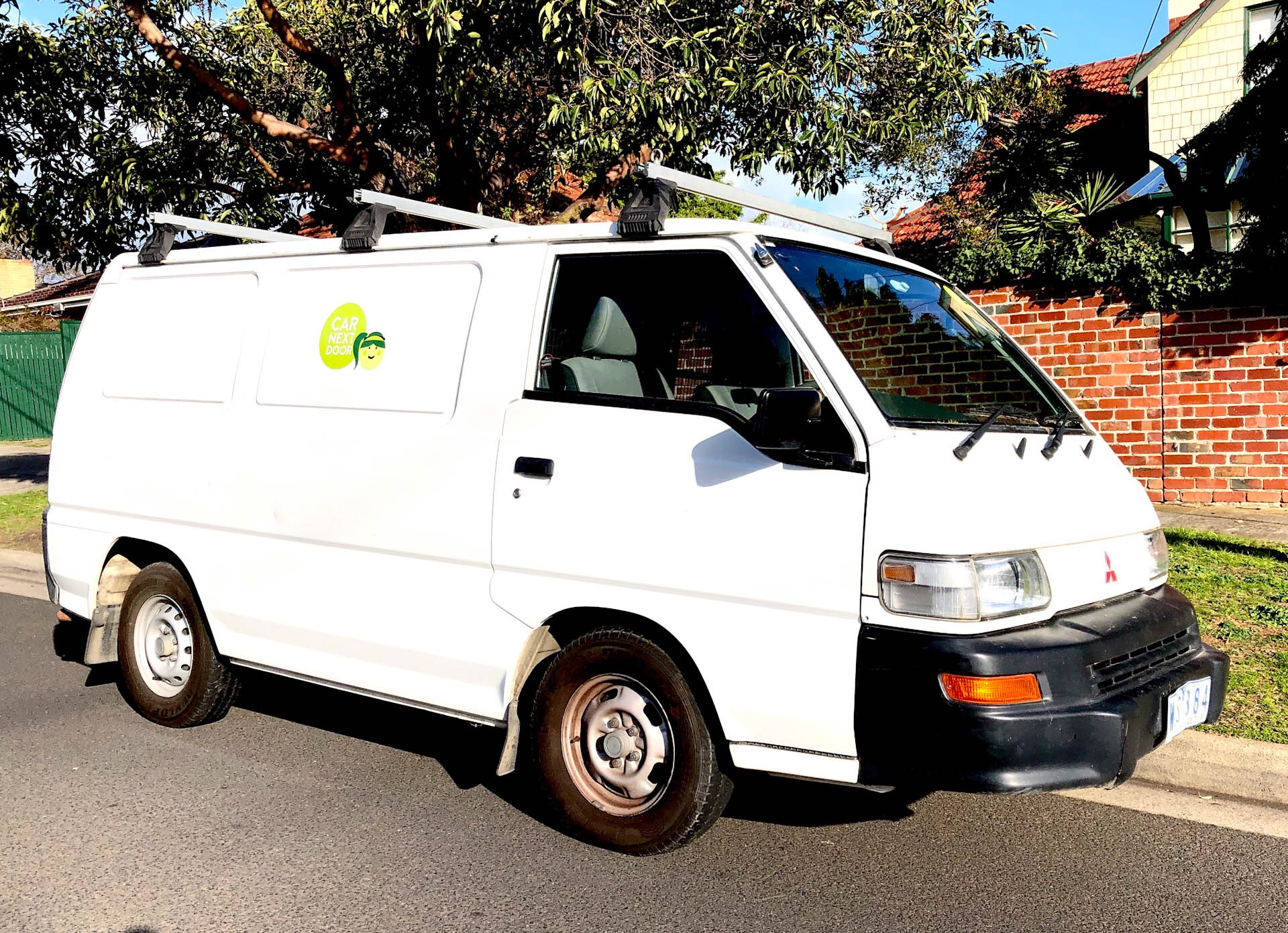 Picture of Piotr's 2008 Mitsubishi Express
