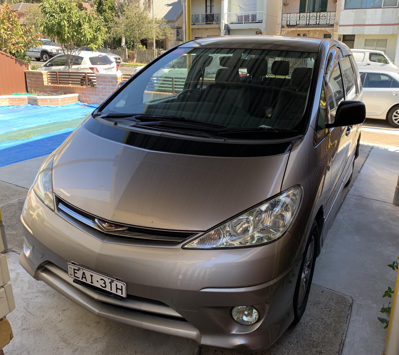 Picture of Perminder's 2005 Toyota Estima