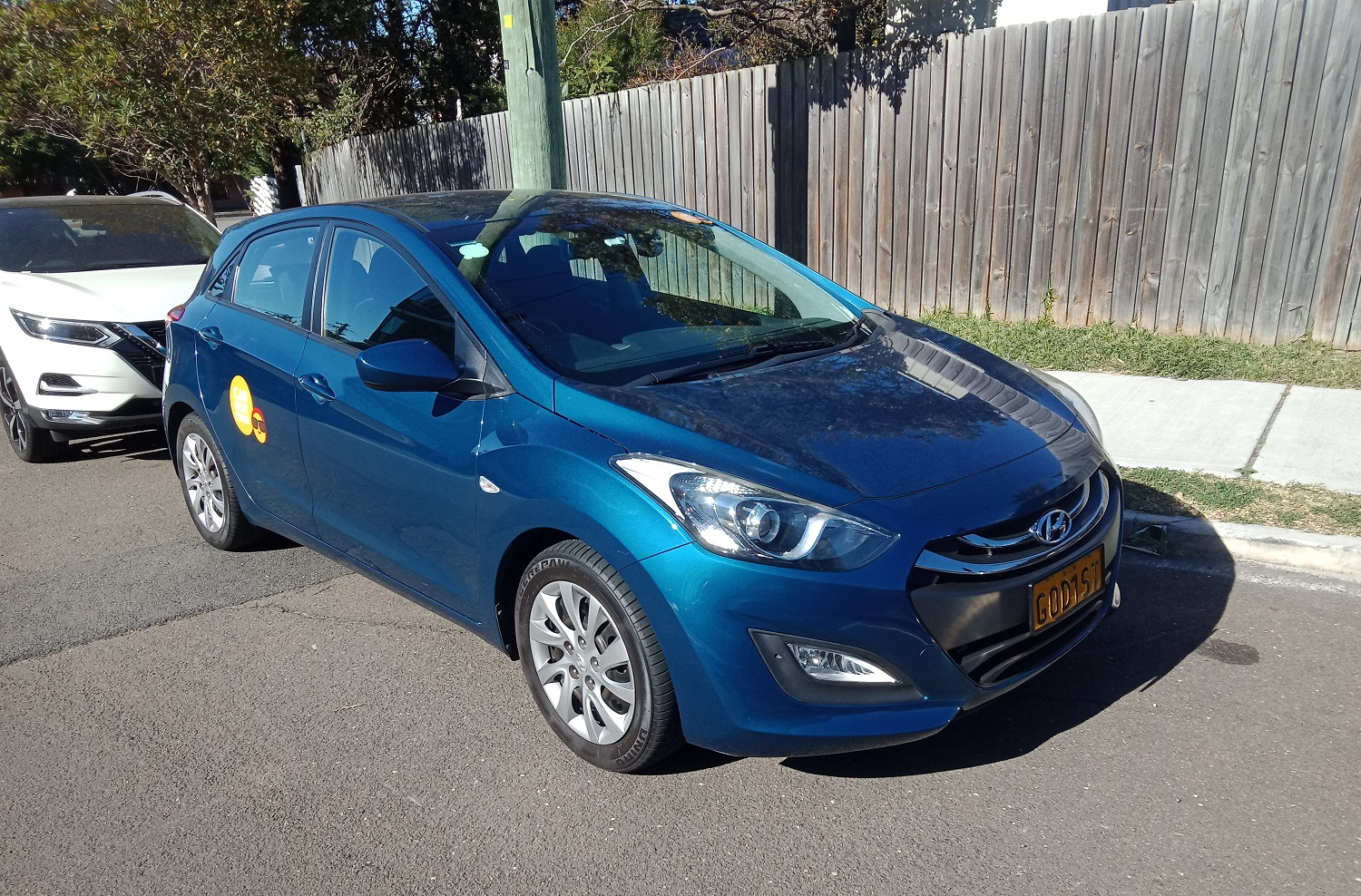 Picture of Robin's 2015 Hyundai I30