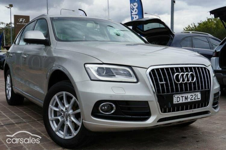 Picture of Christopher's 2013 Audi Q5